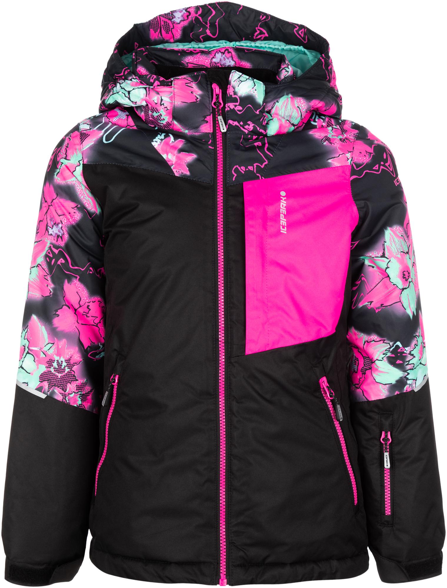 IcePeak Куртка утепленная для девочек Leeds JR, размер 164