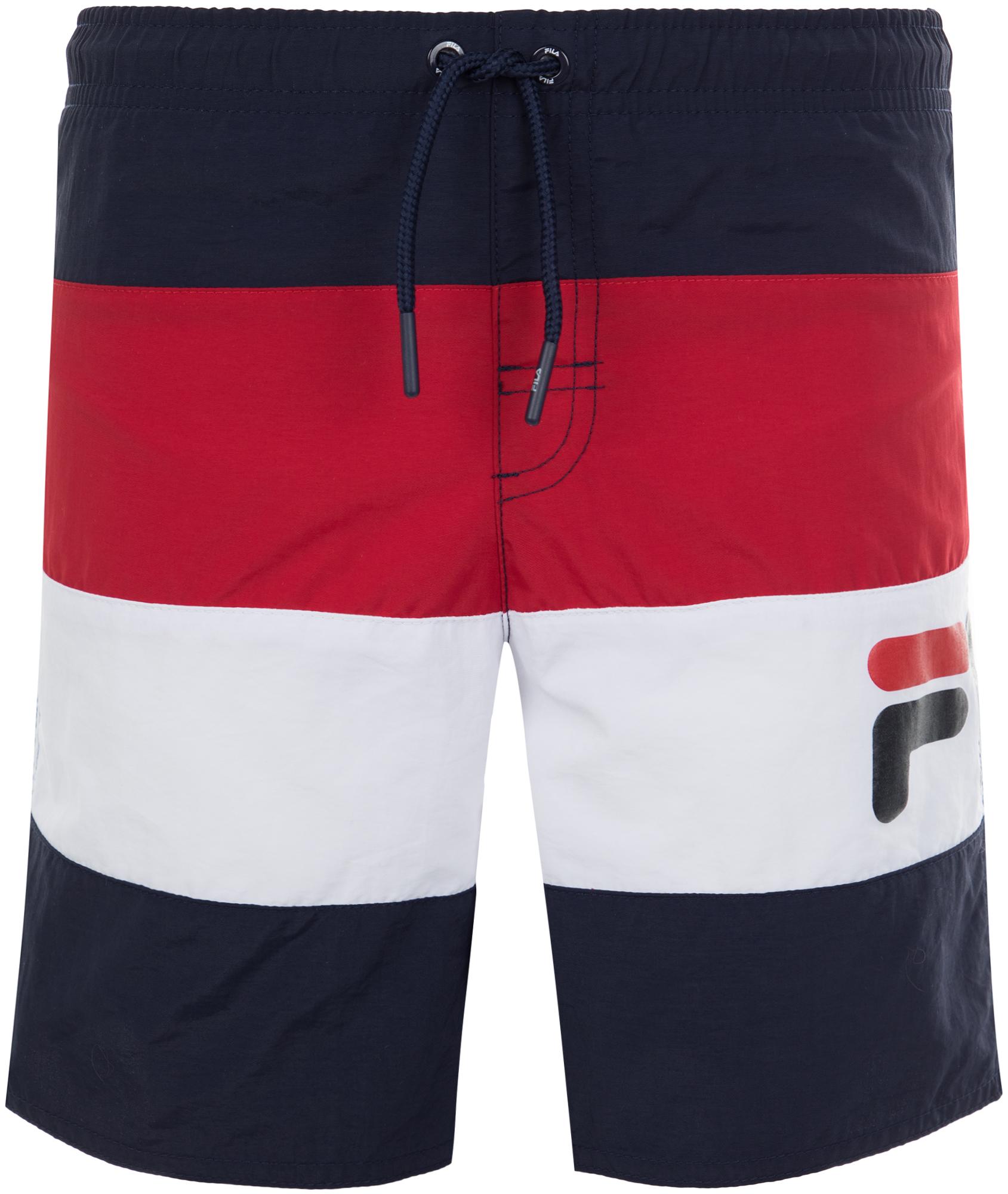 Фото - FILA Шорты плавательные для мальчиков FILA, размер 164 fila шорты плавательные для мальчиков fila размер 164