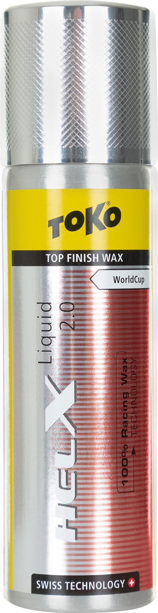 Toko Эмульсия фторуглеродная для беговых лыж TOKO HelX liquid 2.0 red