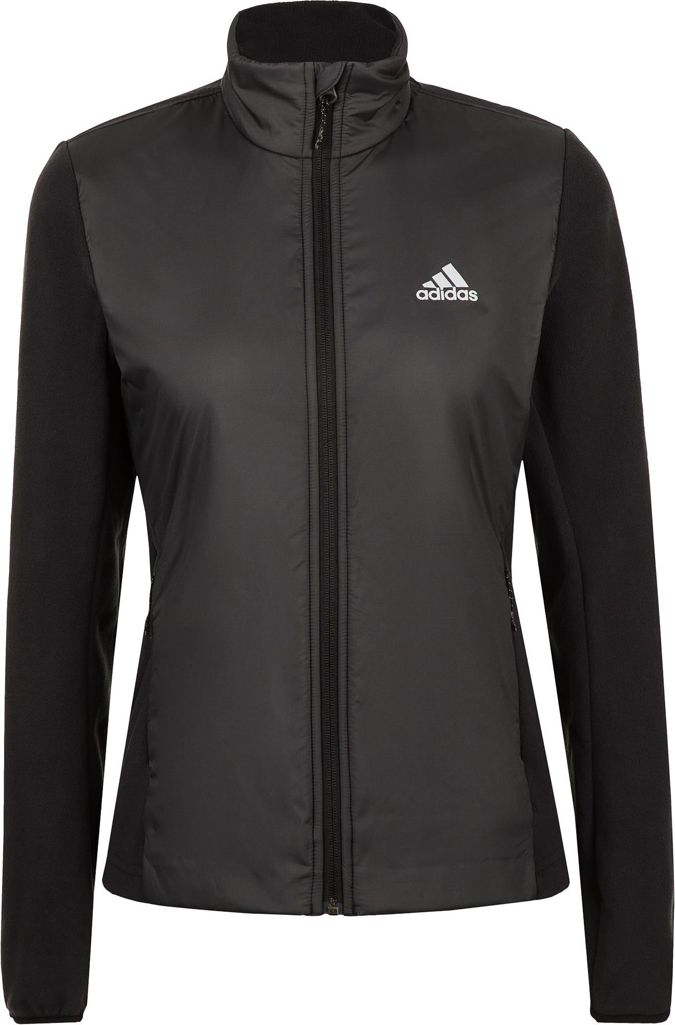 Adidas Олимпийка женская Windfleece, размер 54-56