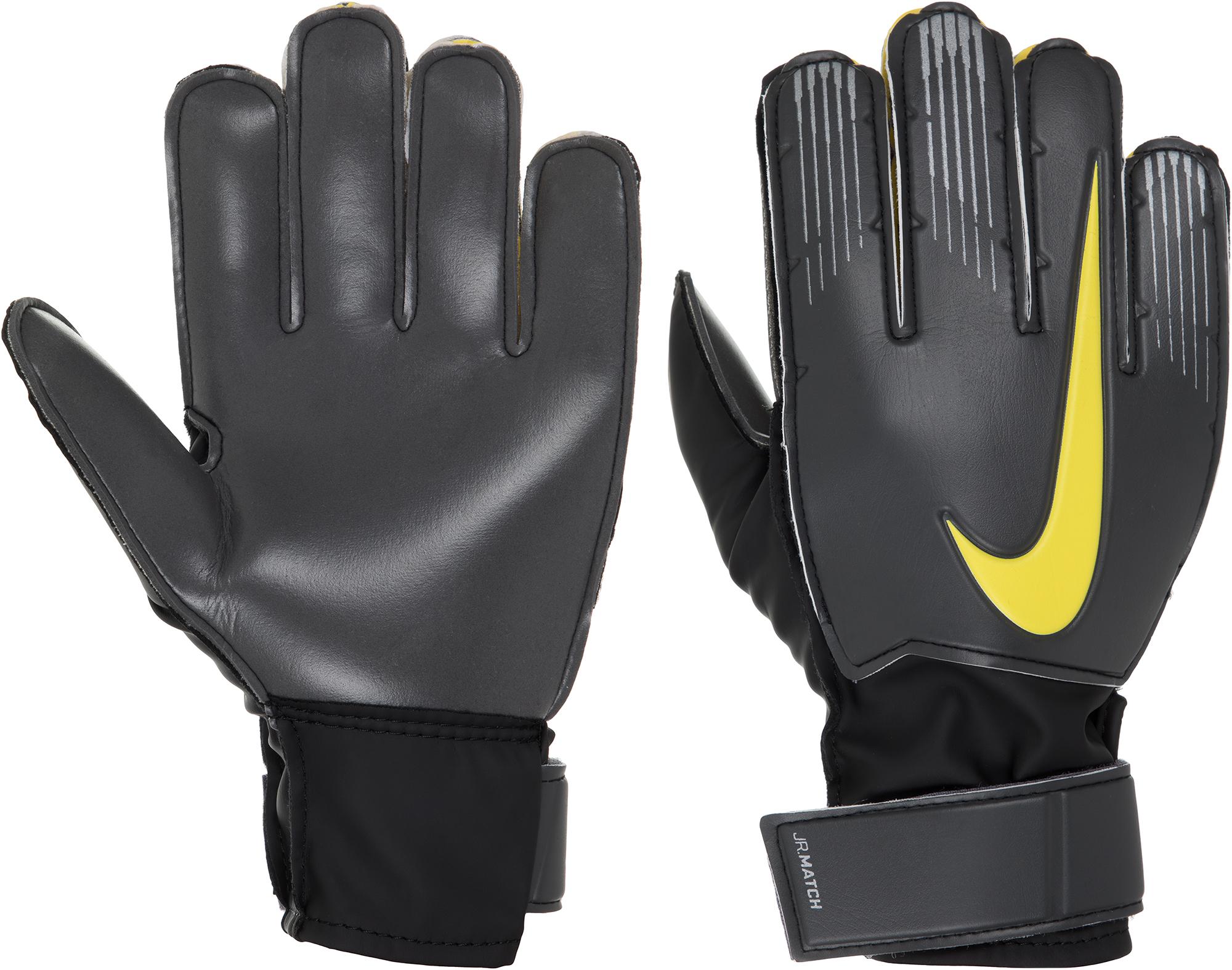 Nike Перчатки вратарские детские Nike Junior Match Goalkeeper, размер 7 nike перчатки женские nike размер s