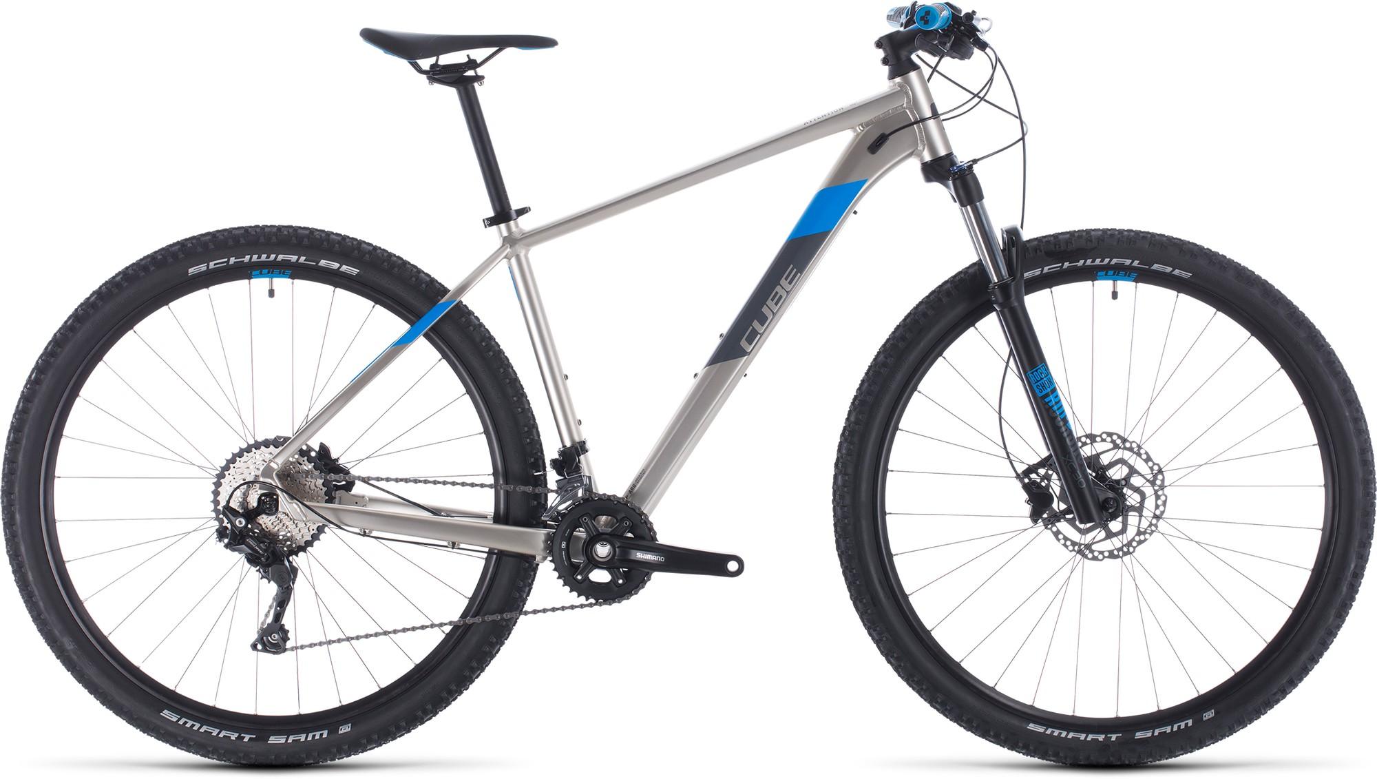 цена на Cube Велосипед горный CUBE Attention