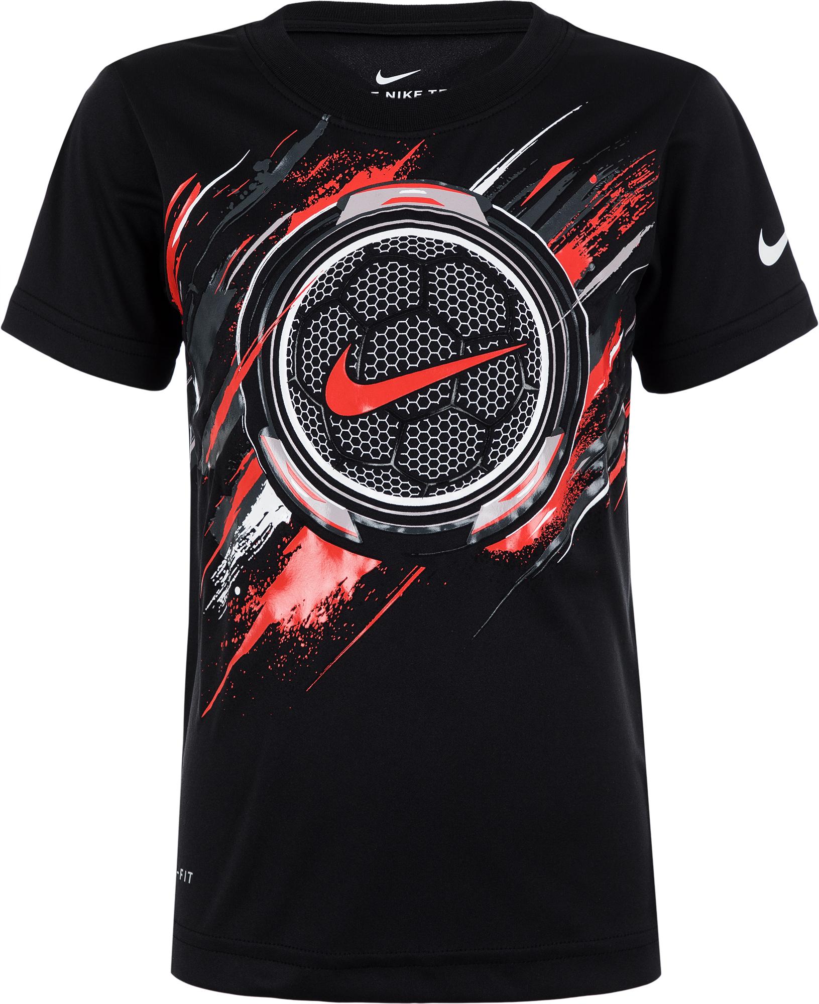 74ab7322 Практичная футболка nike для самых маленьких любителей спортивного стиля.