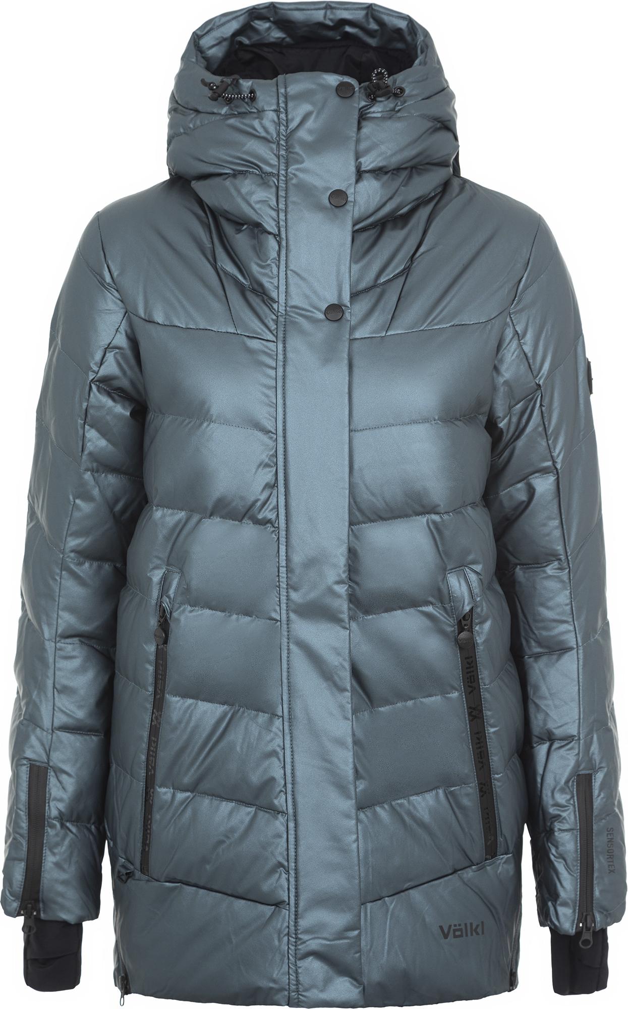 цены Volkl Куртка пуховая женская Volkl, размер 50