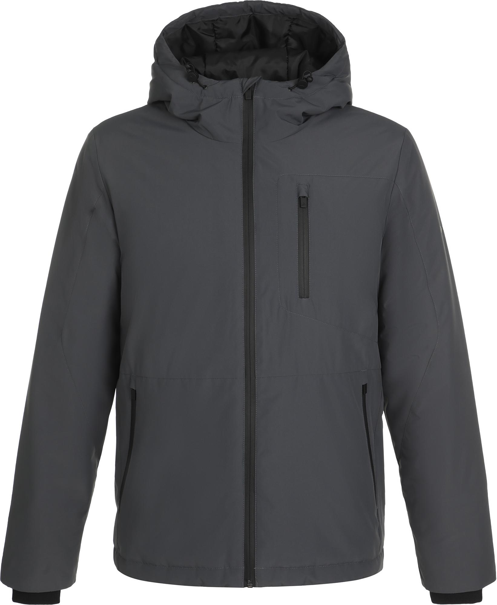 Demix Куртка утепленная мужская Demix, размер 50 куртка утепленная conso wear conso wear mp002xw0tupn