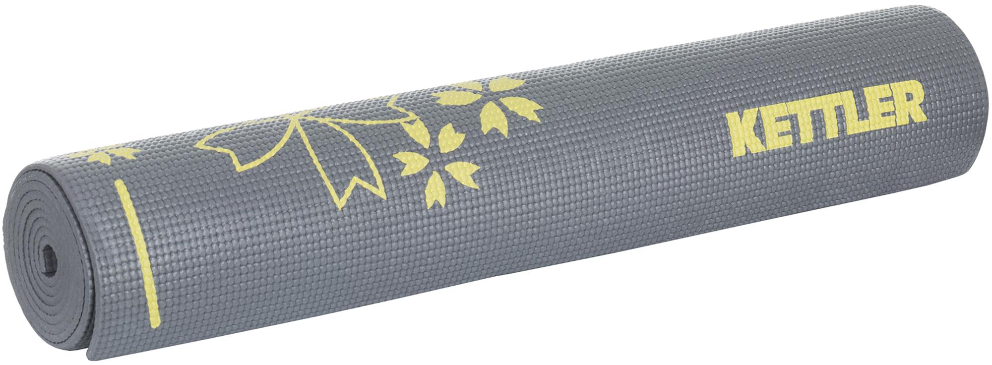 Kettler Коврик для йоги Kettler коврик для йоги с рисунком atemi aym 01 pic