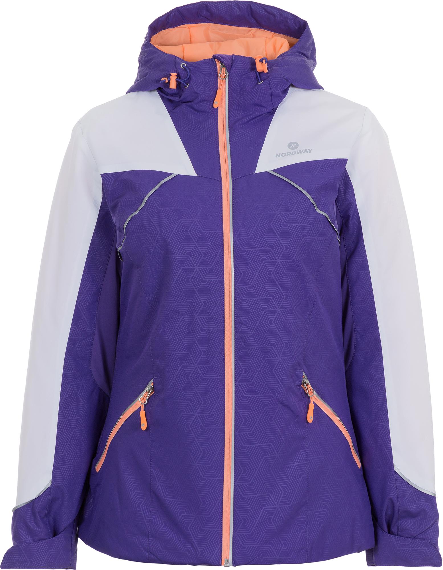 Nordway Куртка утепленная женская Nordway, размер 48 цена