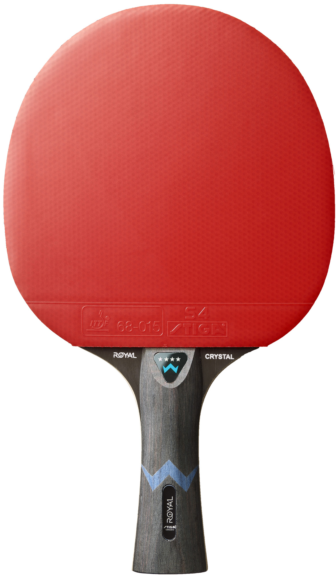 Stiga Ракетка для настольного тенниса Stiga ROYAL 4-star CRYSTAL все цены