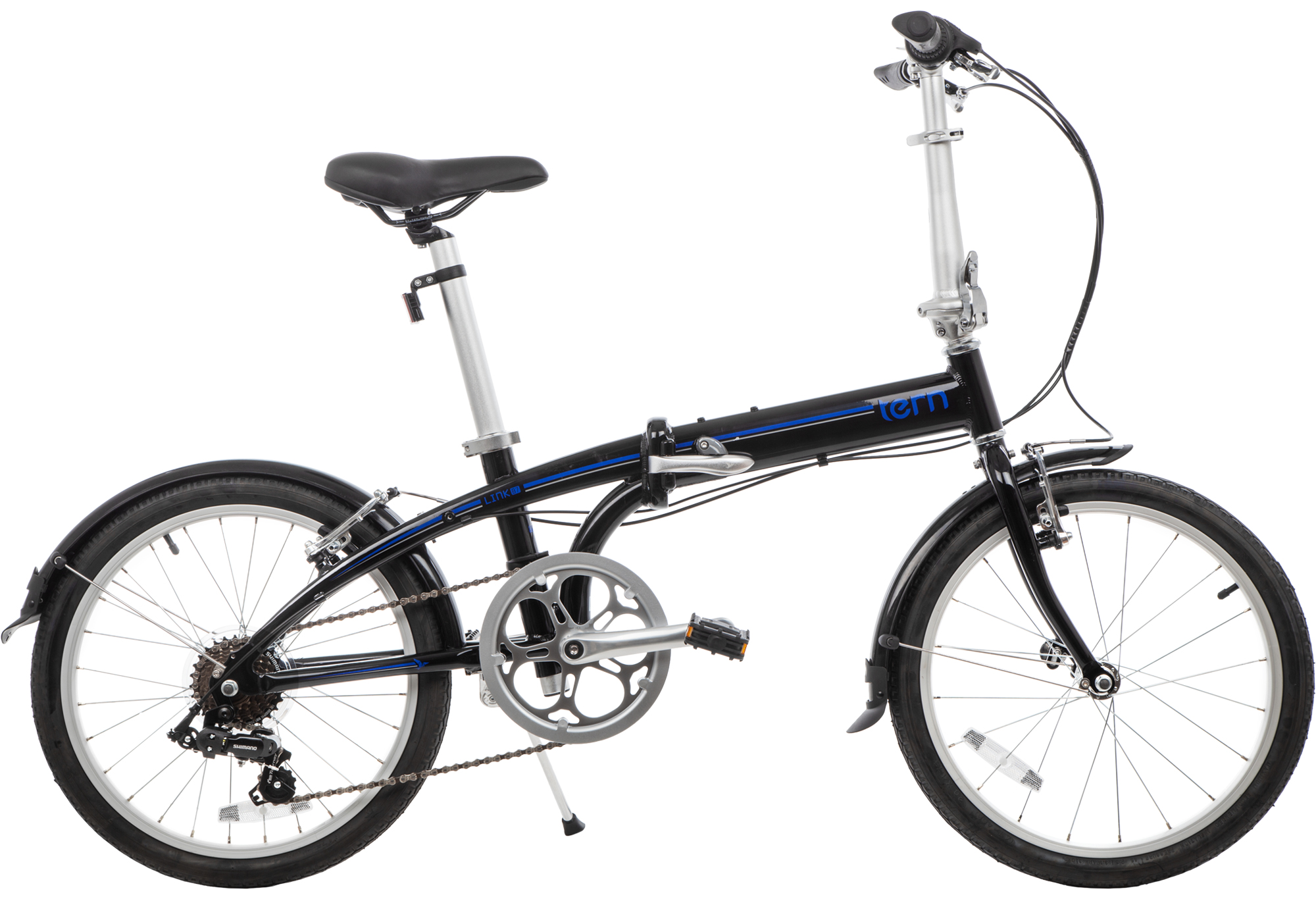 Tern Велосипед складной Tern Link B7  велосипед tern link uno 2014