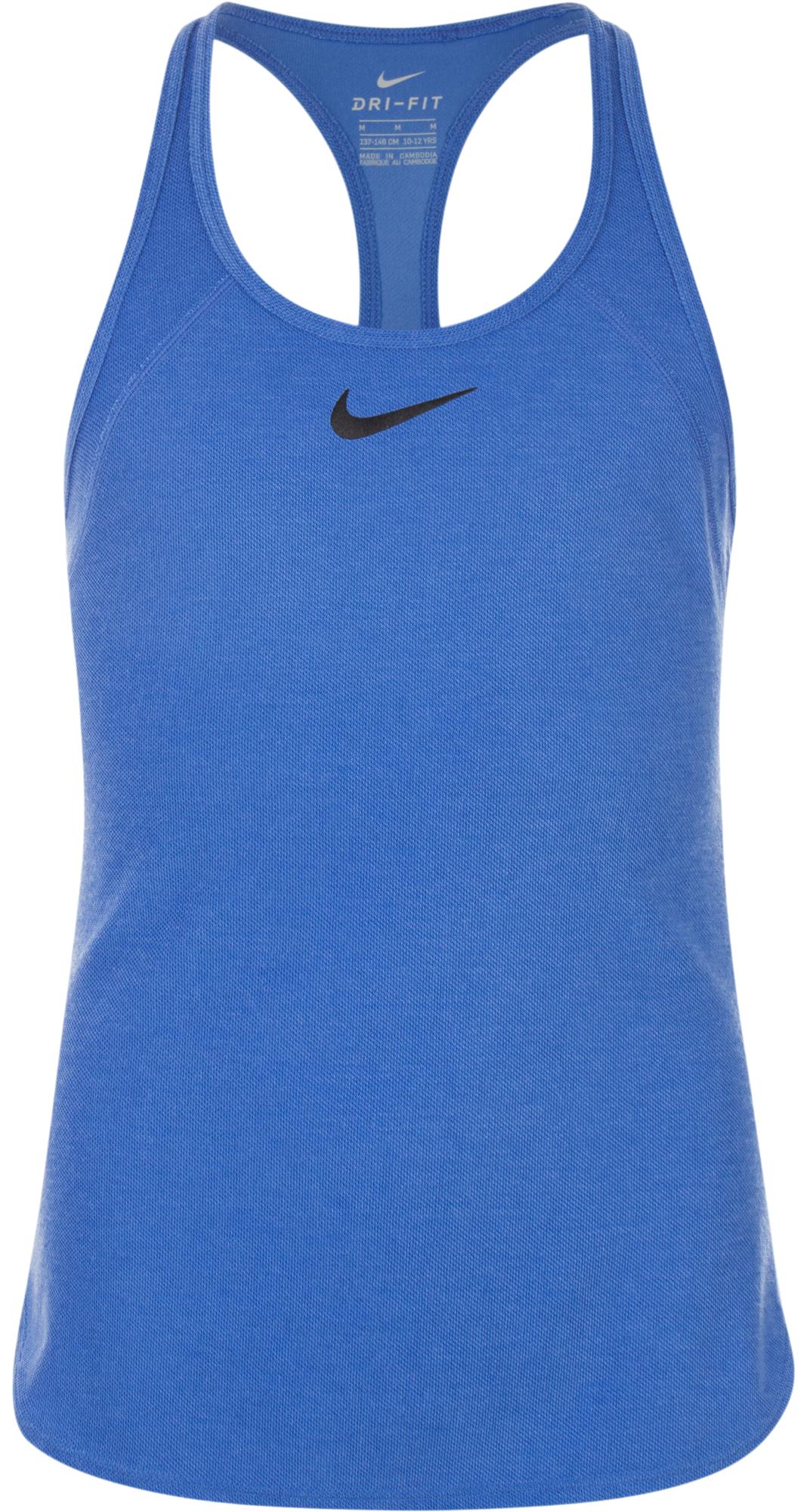 Nike Майка для девочек Nike Slam для девочек большая книга игр