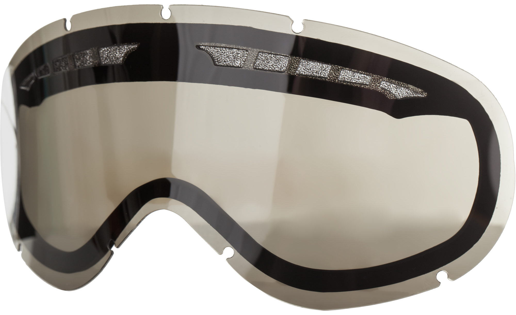 Dragon Линза для маски Dragon DX RPL LENS - Dark Smoke линза для маски мото вело oakley half jacket xlj repl lens kit black iridium