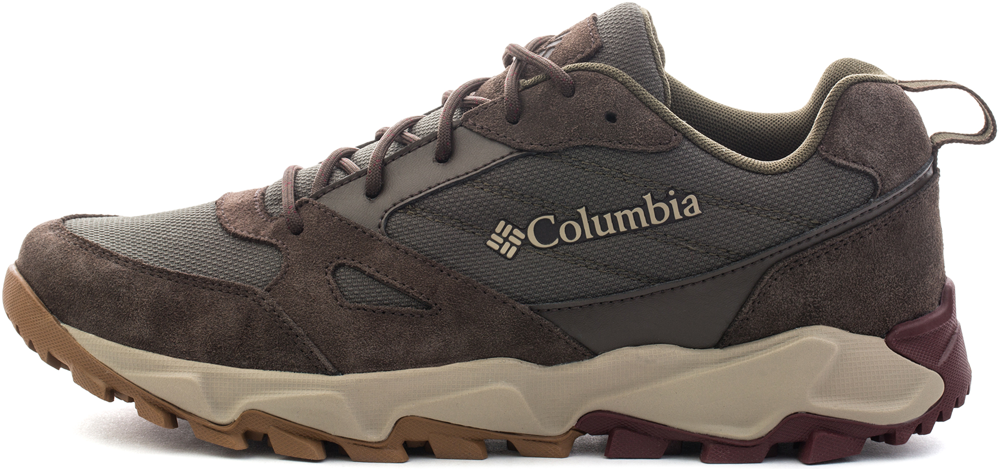 цена Columbia Ботинки мужские Columbia Ivo Trail, размер 45 онлайн в 2017 году