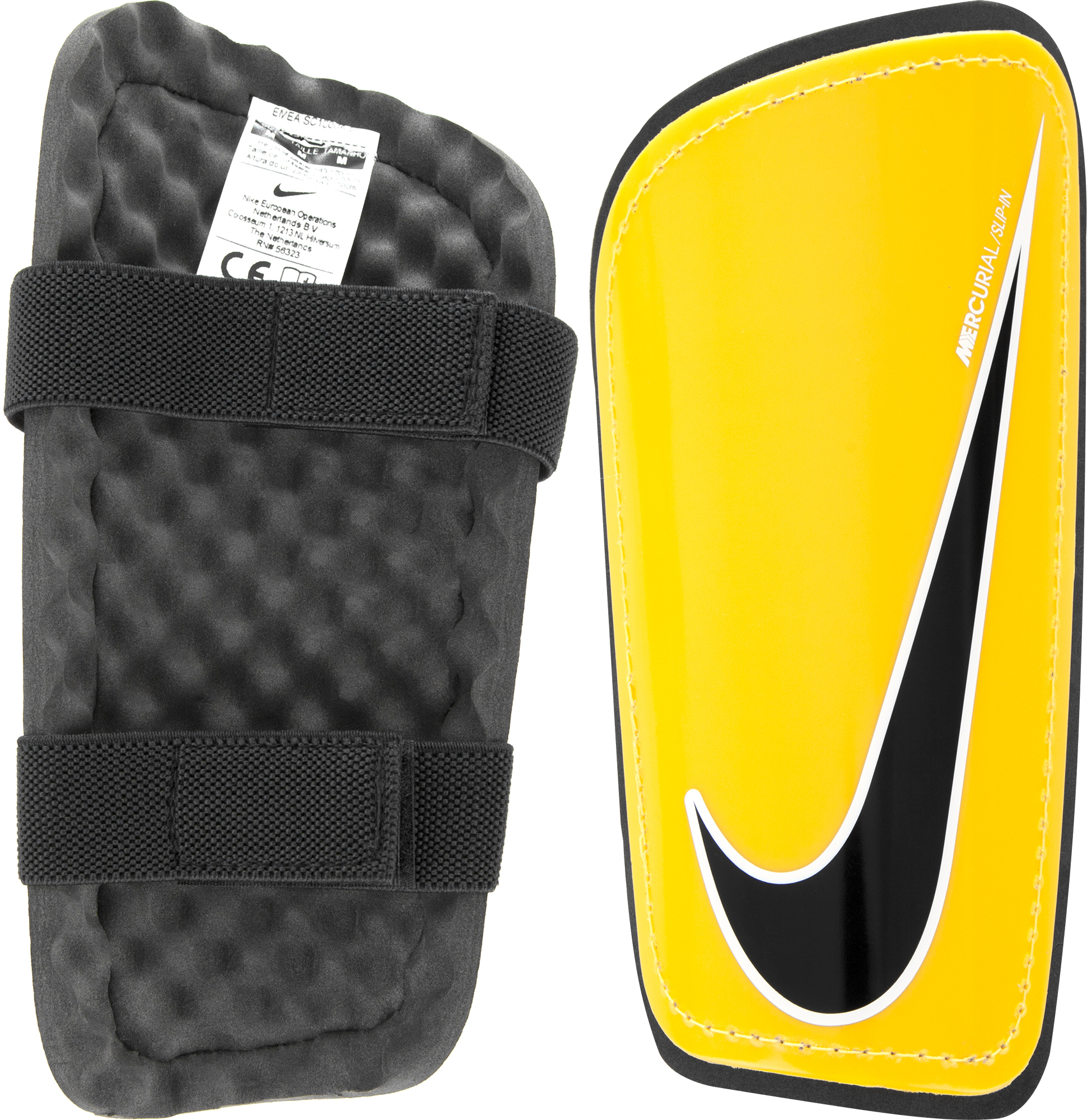 Nike Щитки футбольные Nike HRD SHELL SLP GRD