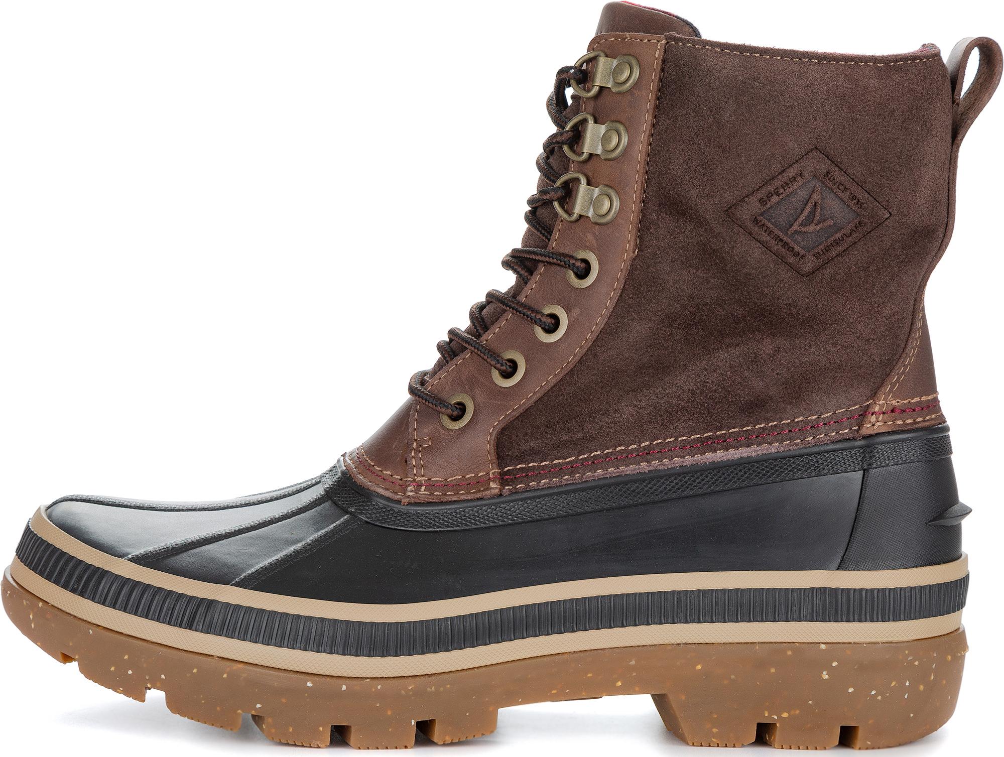 цена на Sperry Ботинки утепленные мужские SPERRY Ice Bay Boot, размер 45