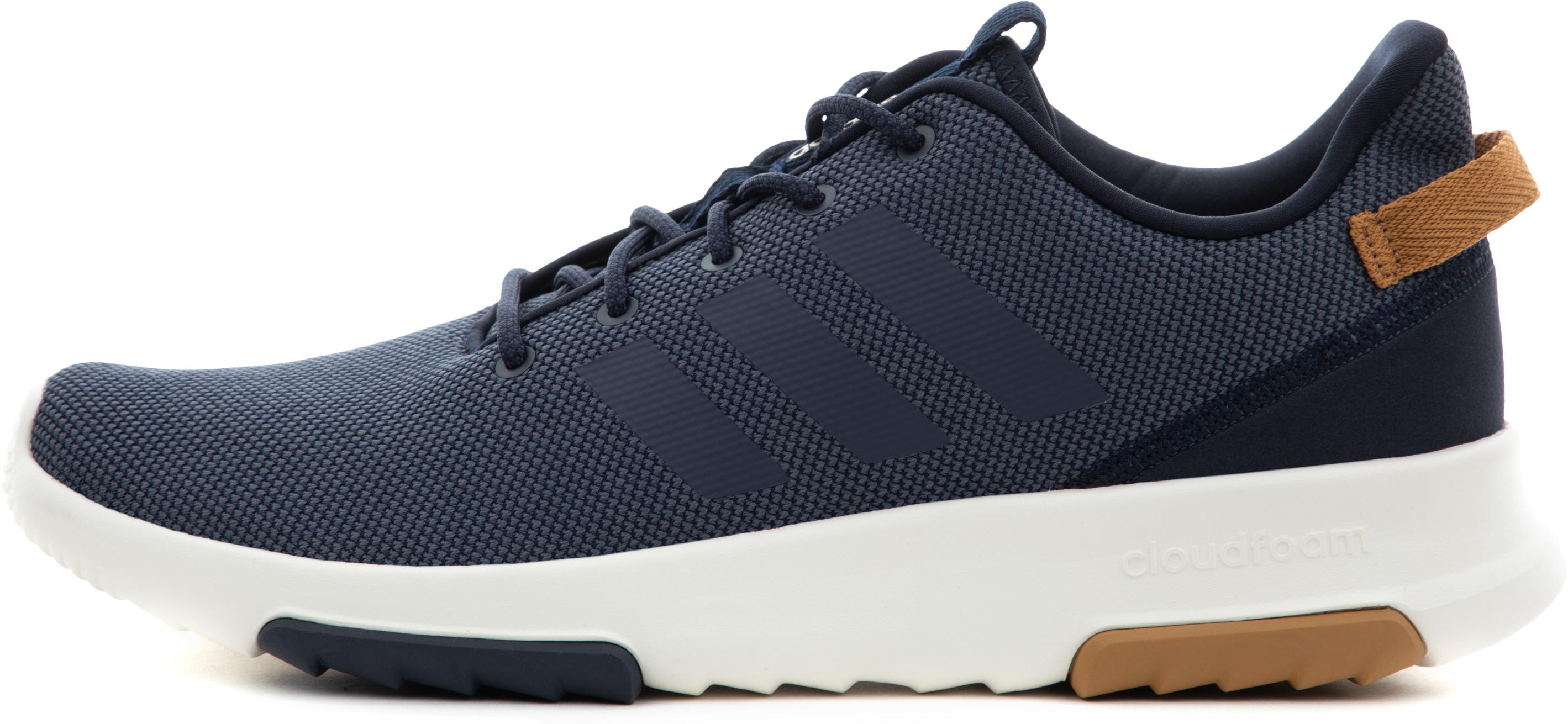 Adidas Кроссовки мужские Adidas Cf Racer Tr, размер 44,5 спортивные штаны мужские adidas regi18 tr pnt цвет черный cz8657 размер xl 56 58
