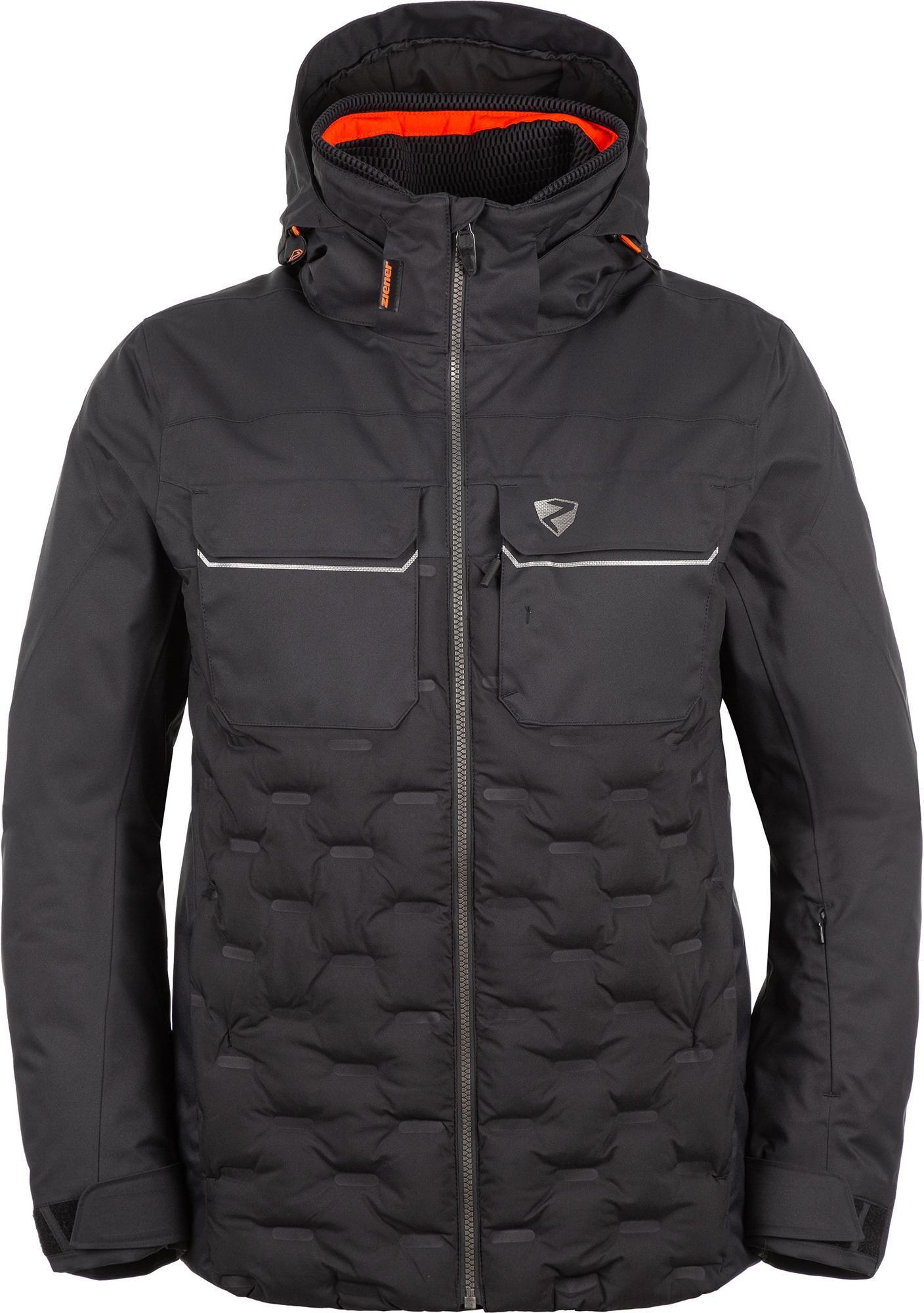 Ziener Куртка утепленная мужская Ziener Tucannon, размер 50