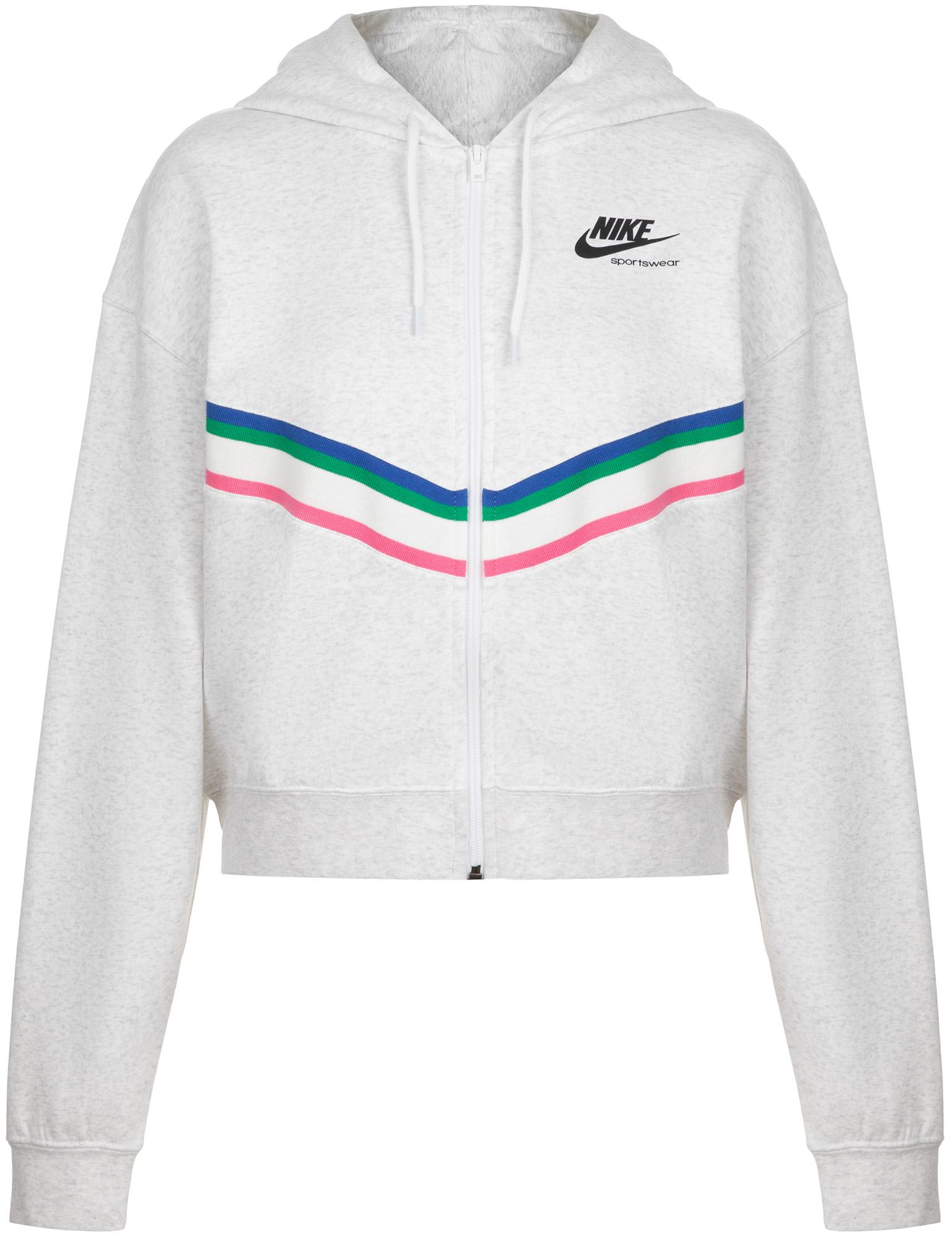 Nike Толстовка женская Nike Sportswear Heritage, размер 42-44