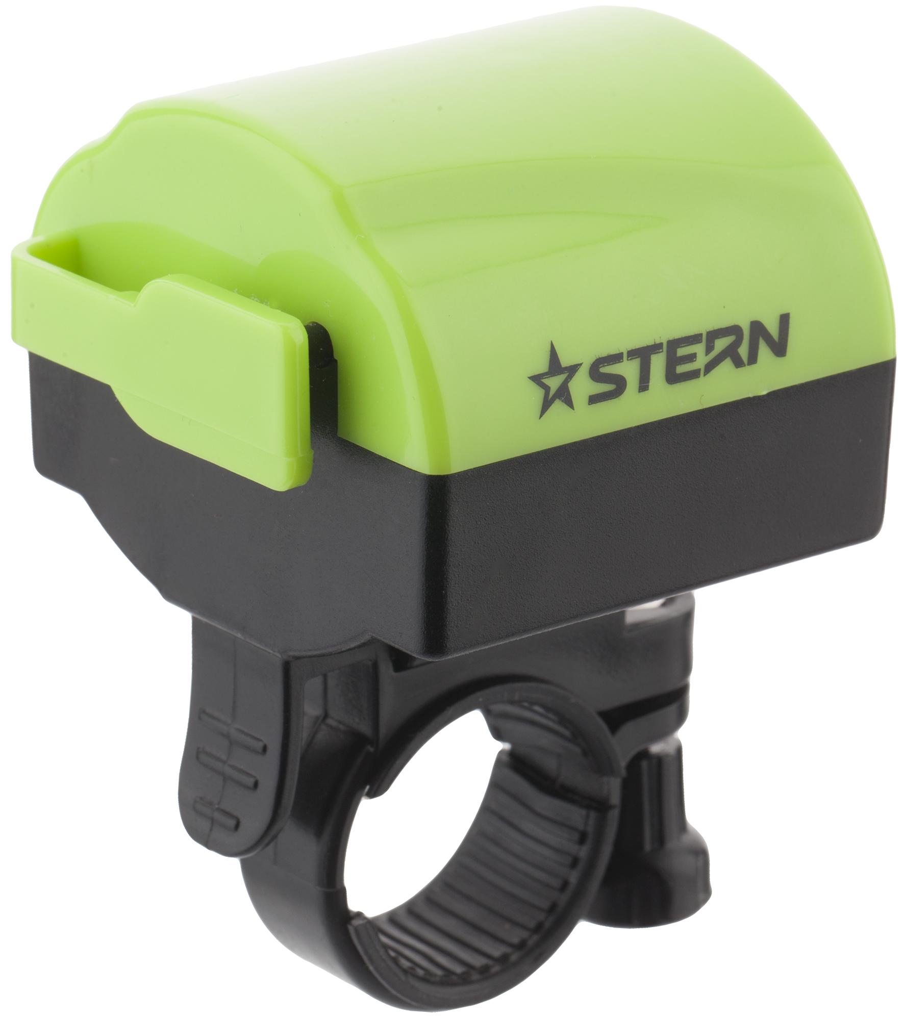 Stern Звонок велосипедный Stern stern корзина велосипедная детская stern