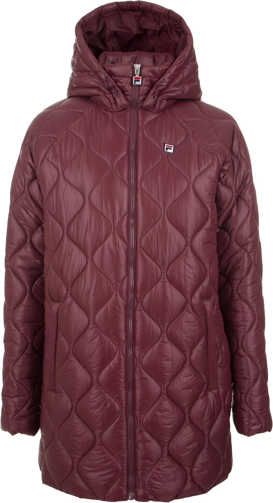 Fila Куртка утепленная женская Fila, размер 46
