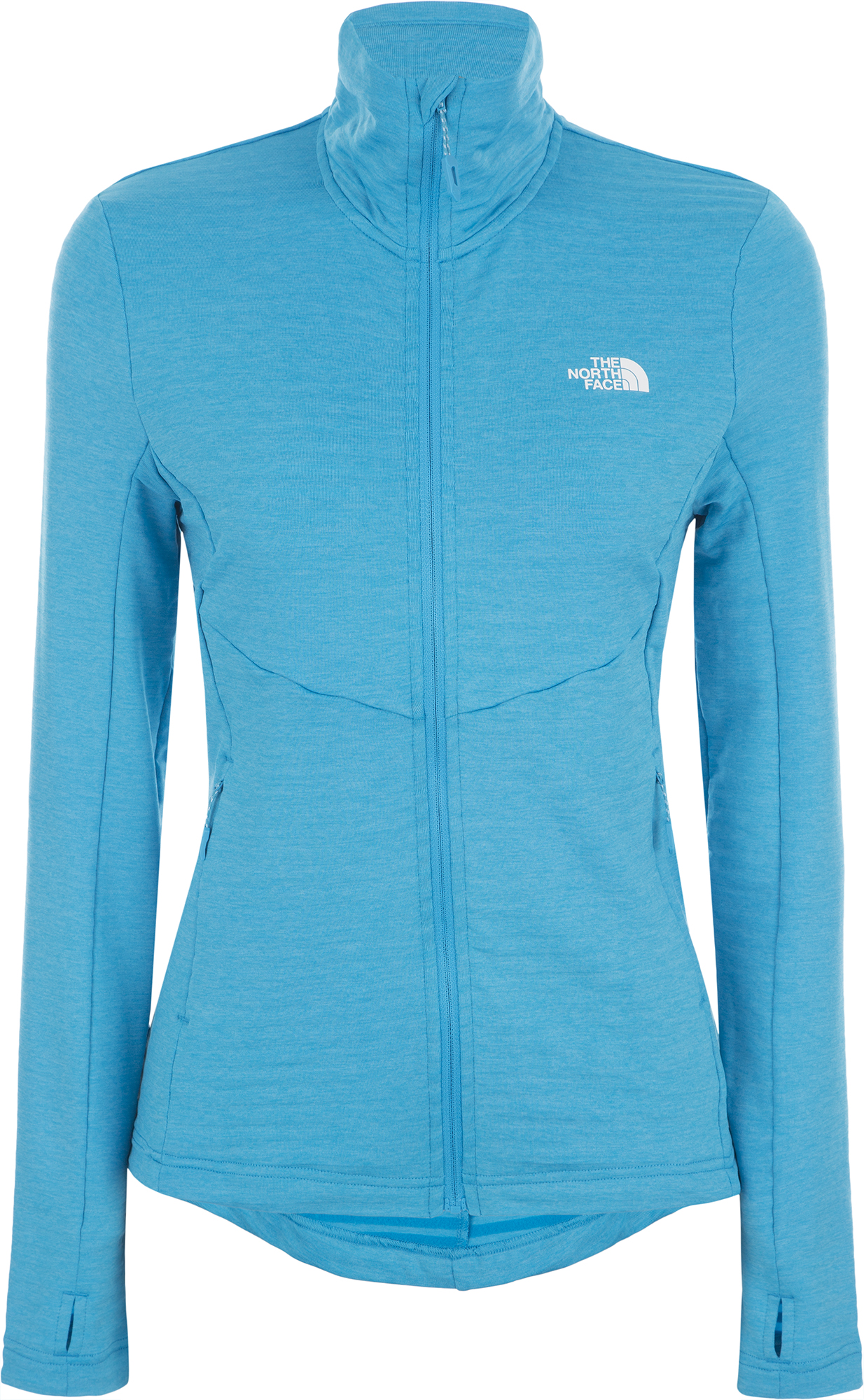 The North Face Толстовка женская The North Face Impendor Light Midlayer, размер 48