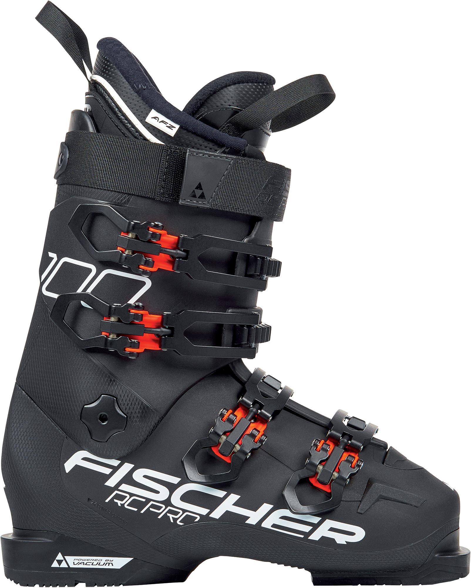 Fischer Ботинки горнолыжные Fischer Rc Pro 100 Pbv, размер 45 шпилька rg m 16x190 gvz fischer 10 шт