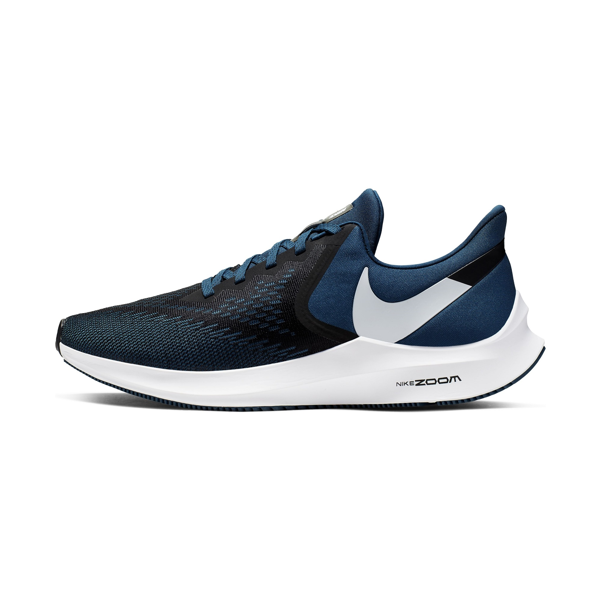 Nike Кроссовки мужские Nike Zoom Winflo 6, размер 45 цена