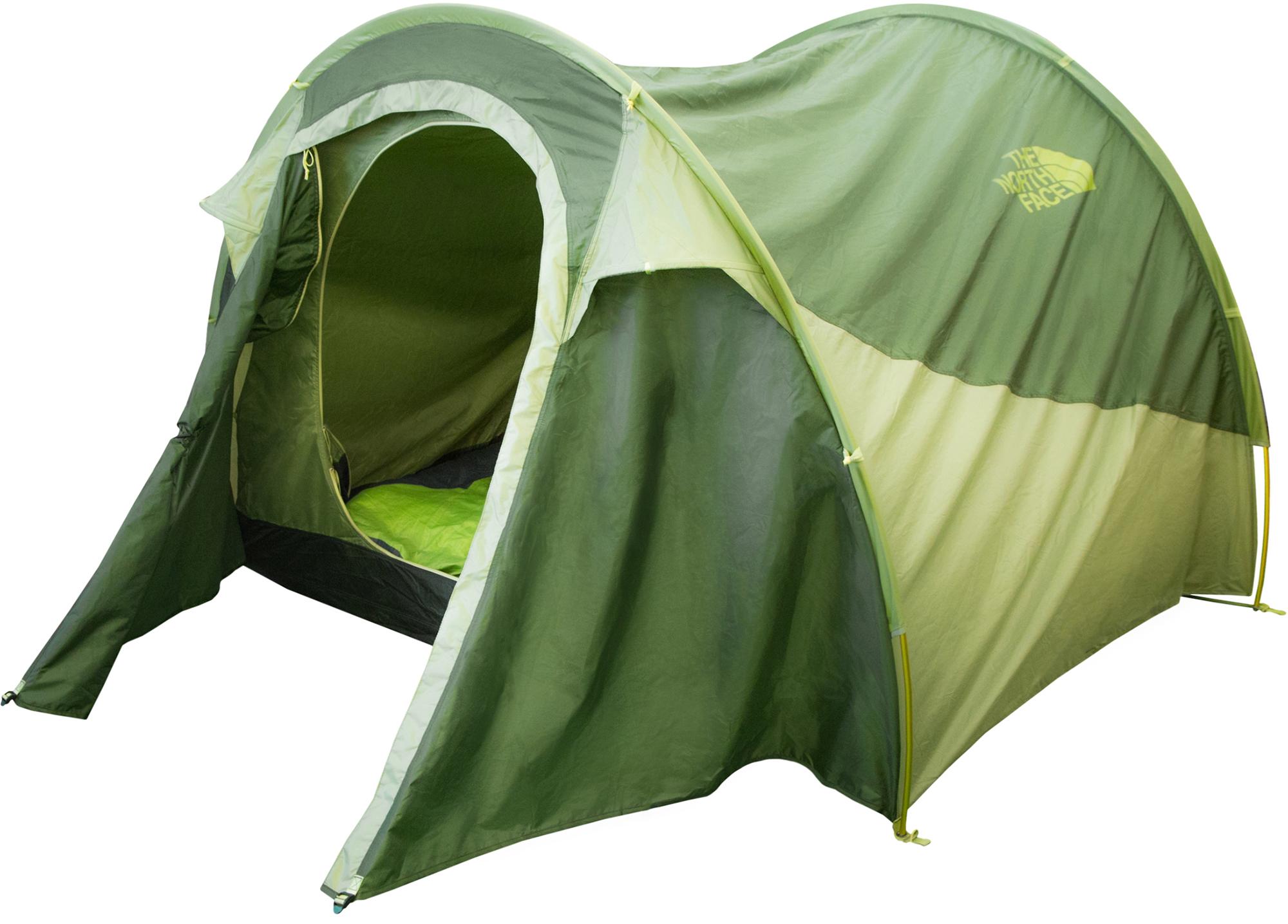 Фото - The North Face Heyerdahl 3 палатка greenhouse fct 32 трехместная