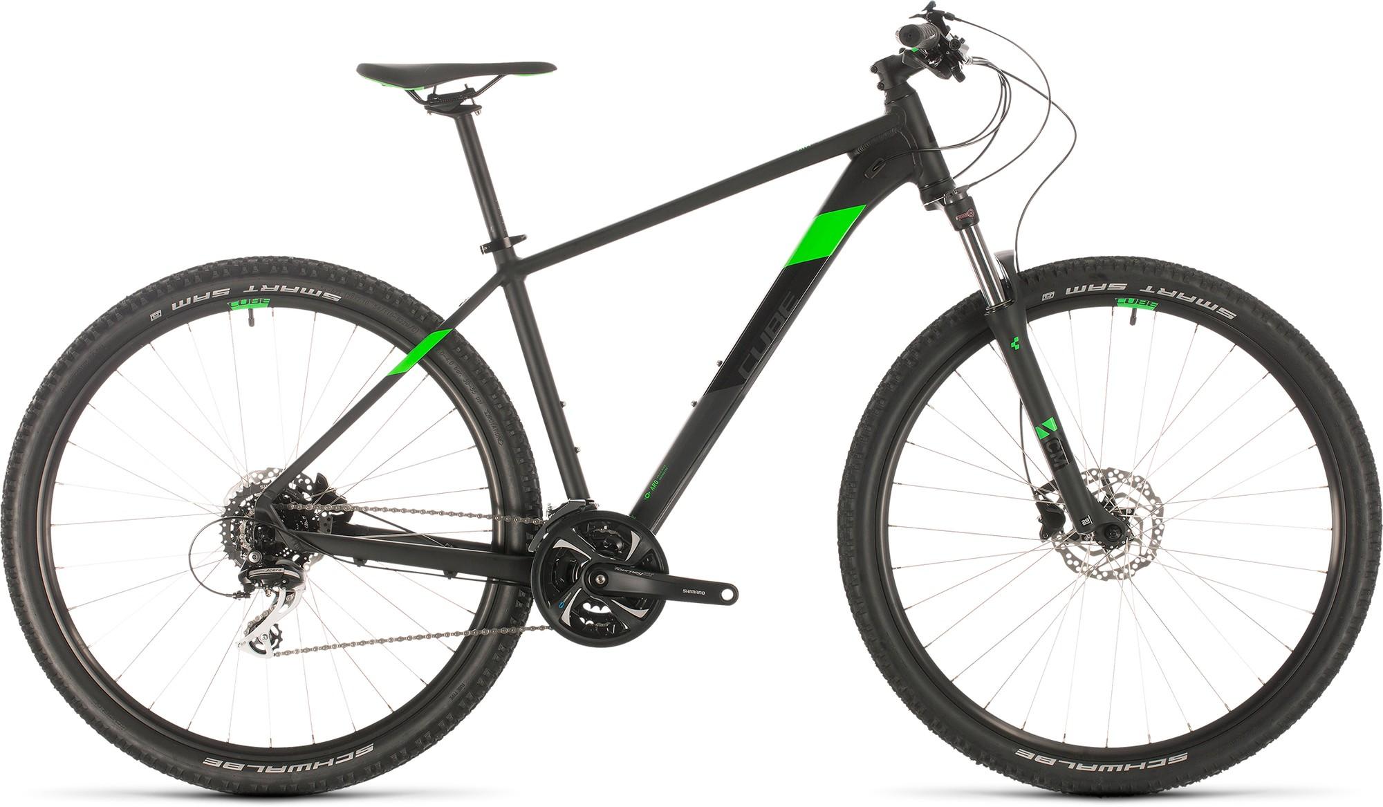 цена на Cube Велосипед горный CUBE Aim Race