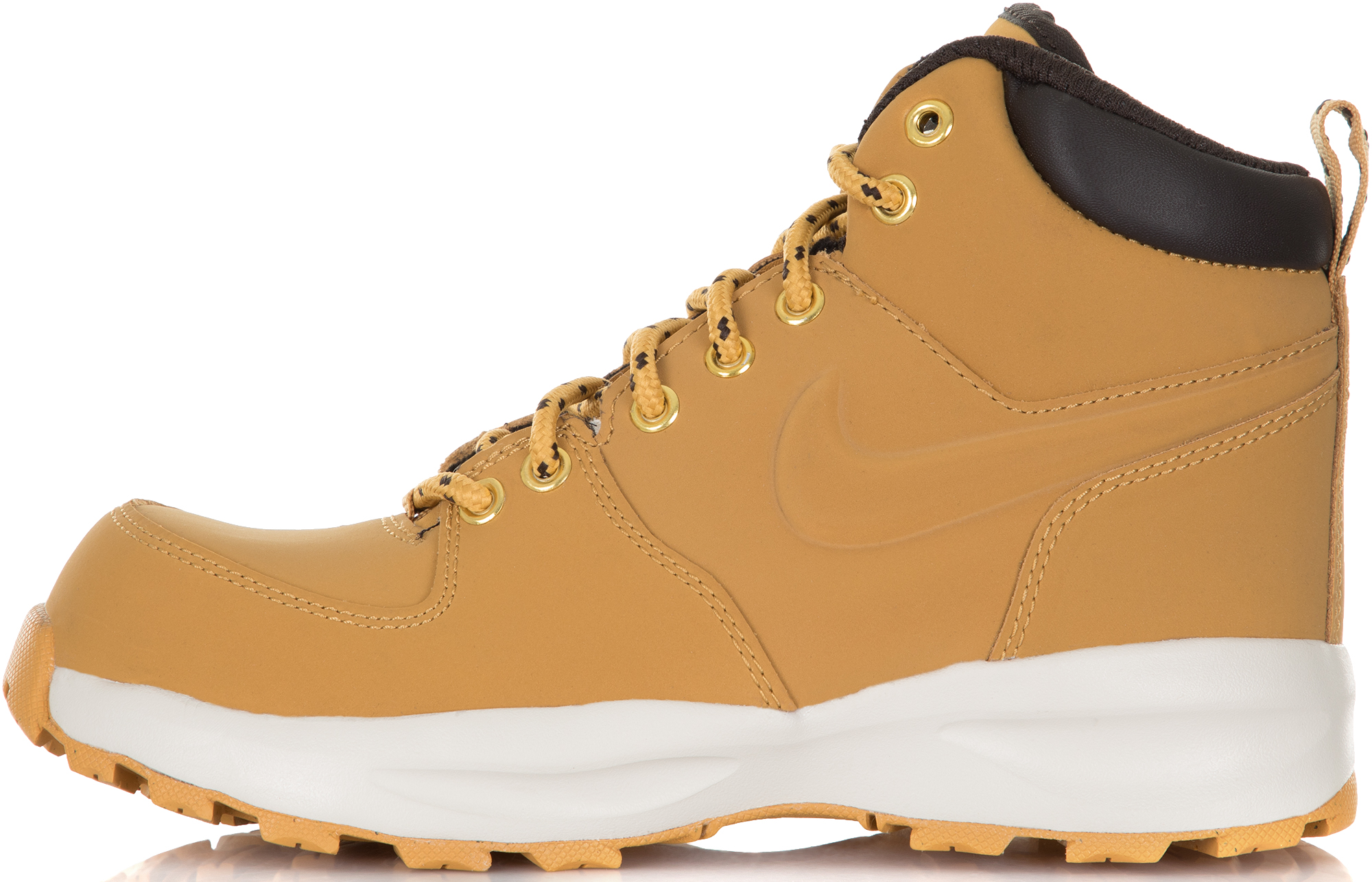 Nike Ботинки для мальчиков Nike Manoa 17, размер 37 цена 2017