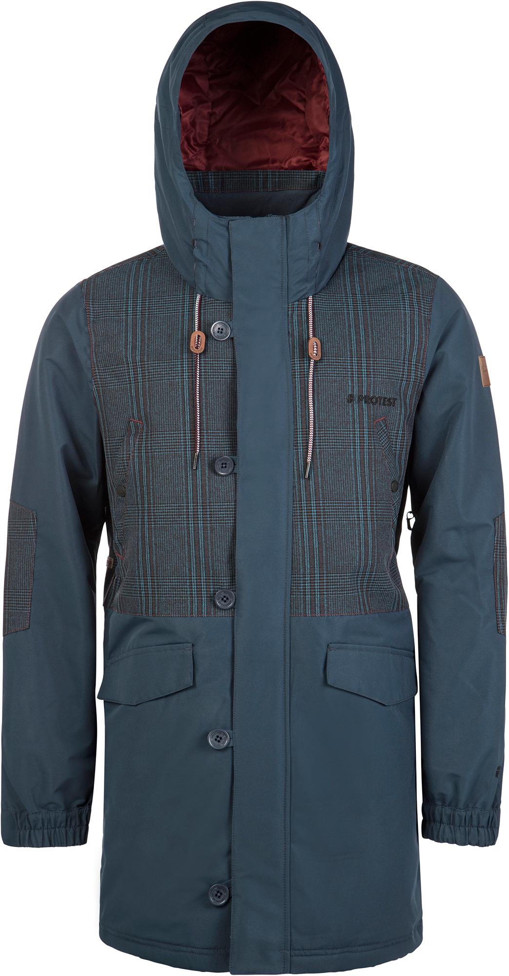 Protest Куртка утепленная мужская Protest Consider, размер 52-54