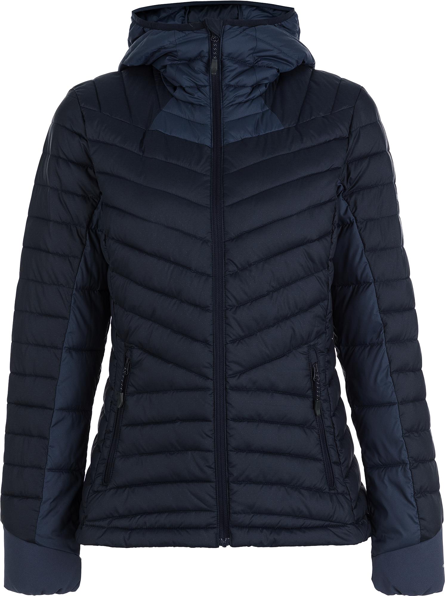 цены Columbia Куртка утепленная женская Columbia Windgates, размер 50