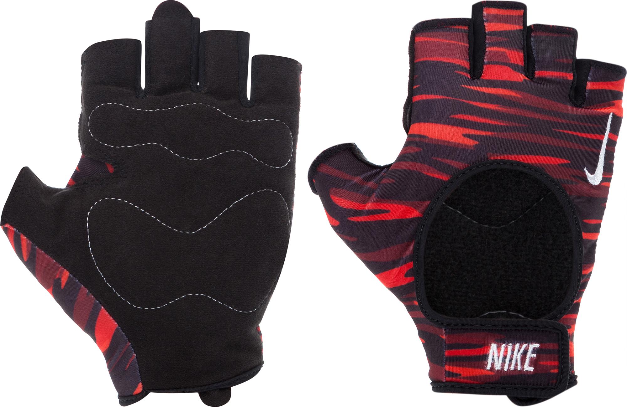 Nike Перчатки для фитнеса женские Nike, размер 7.5