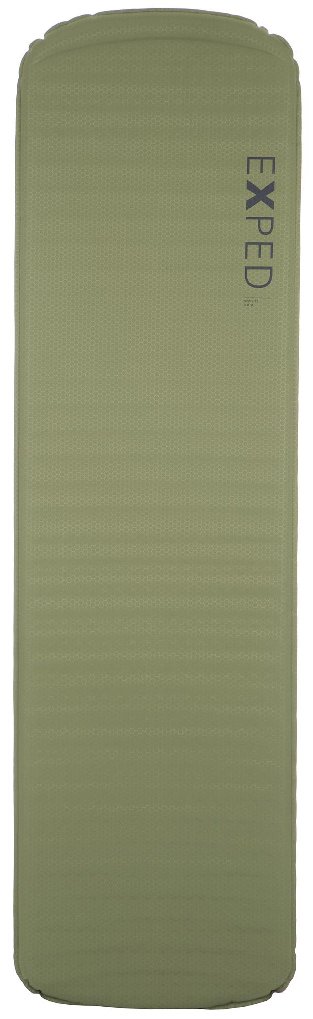 коврик norfin коврик самонадувающийся atlantic comfort nf 5 0см Exped Коврик самонадувающийся Exped SIM Lite 3.8 M, 183 см