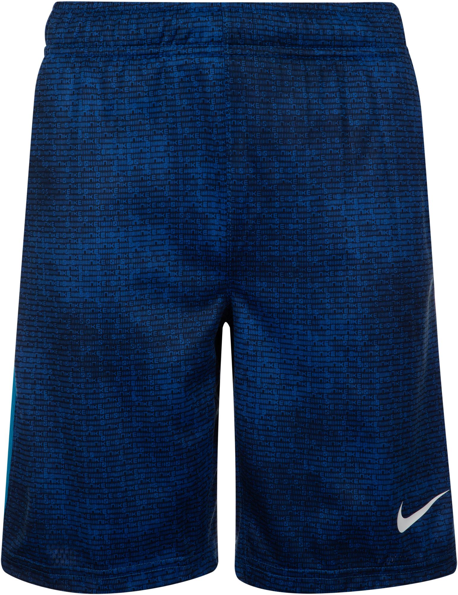 цена на Nike Шорты для мальчиков Nike Dri-FIT, размер 147-158