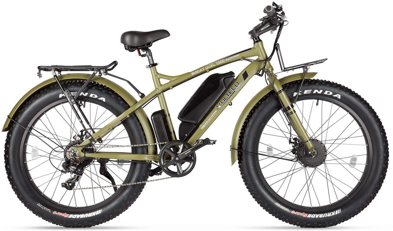 цена на Eltreco Электровелосипед Eltreco Volteco BIGCAT DUAL