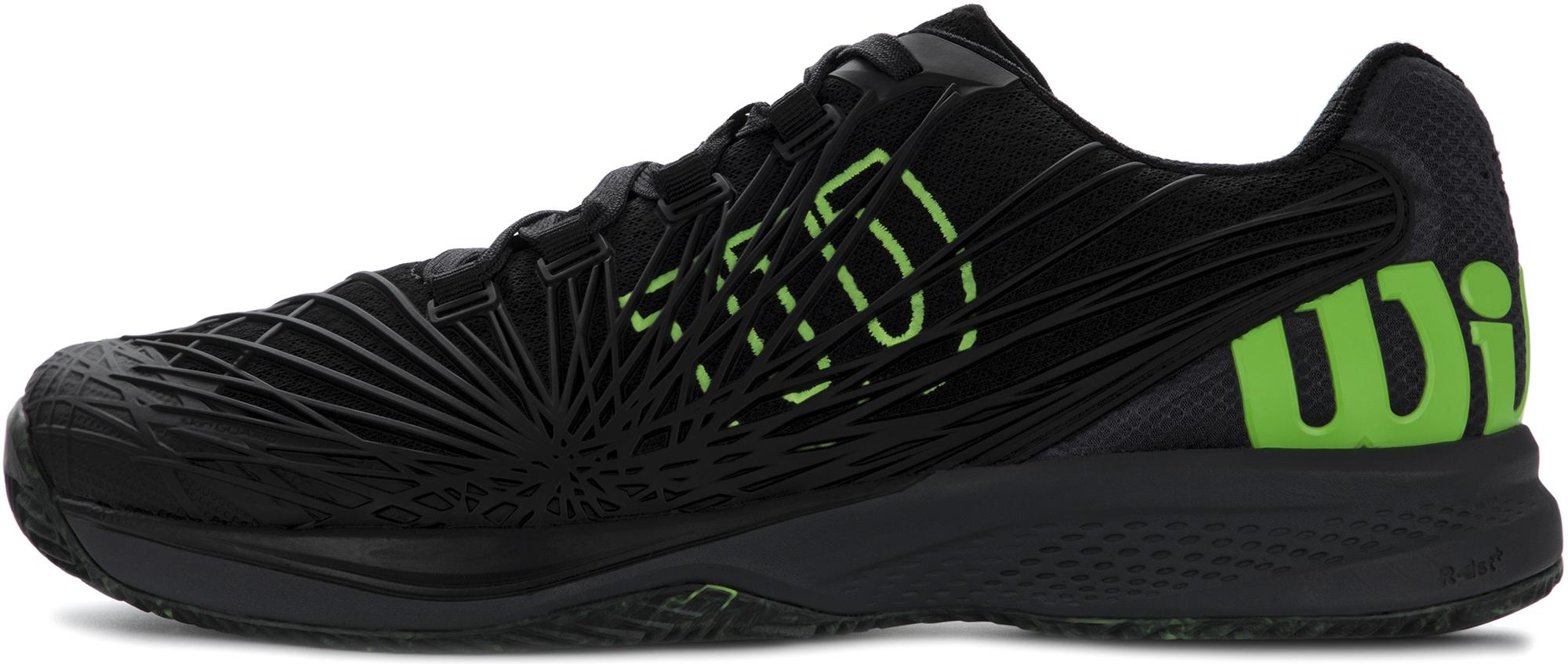 Wilson Кроссовки мужские Wilson Kaos 2.0 Clay Court, размер 46,5 кроссовки мужские adidas all court цвет белый bb9926 размер 7 39