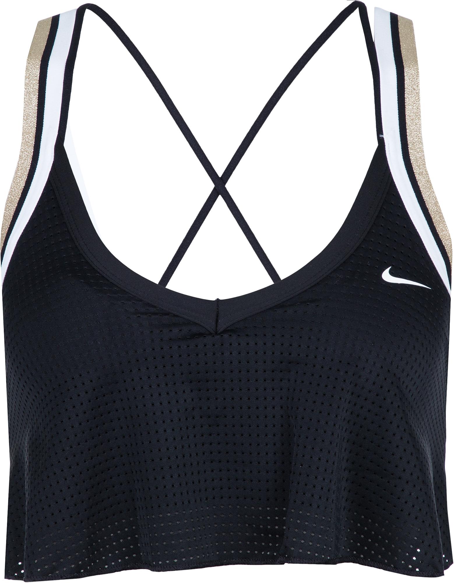 Nike Спортивный топ бра Nike, размер 48-50