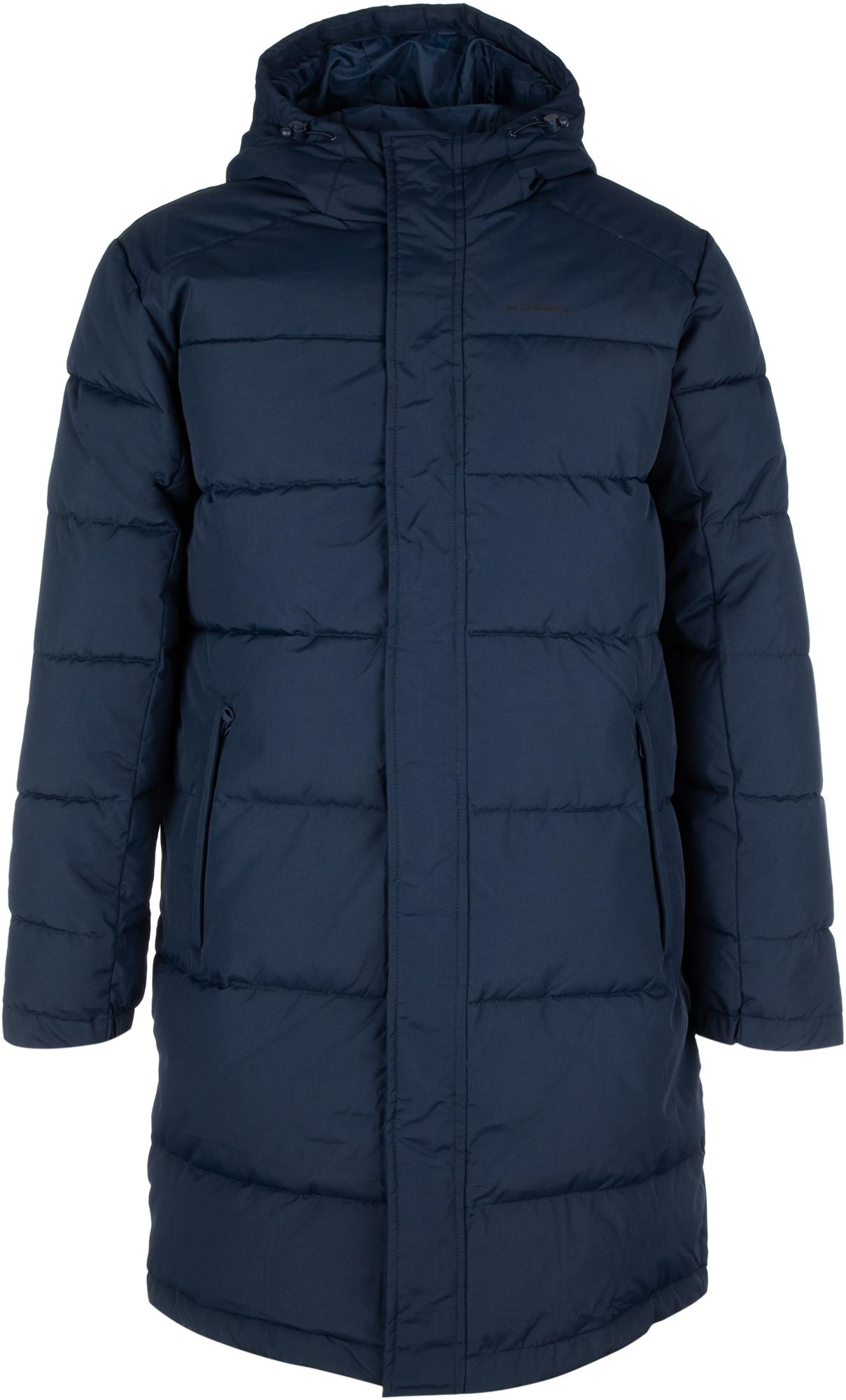 Demix Куртка утепленная мужская Demix, размер 54 куртка мужская dc shoes цвет серый edyjk03161 bmk0 размер xxl 54
