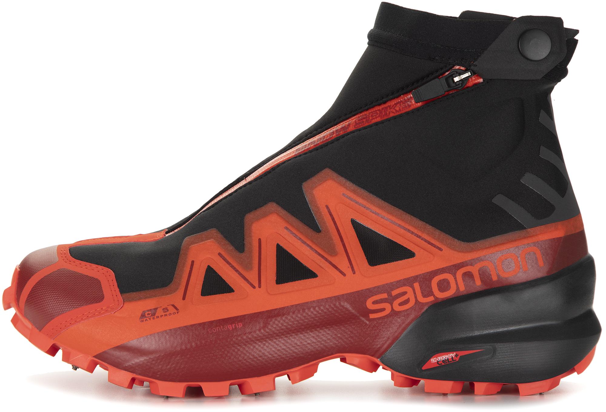 Salomon Кроссовки мужские Salomon Snowspike CSWP, размер 45 кроссовки salomon salomon sa007awbomm0