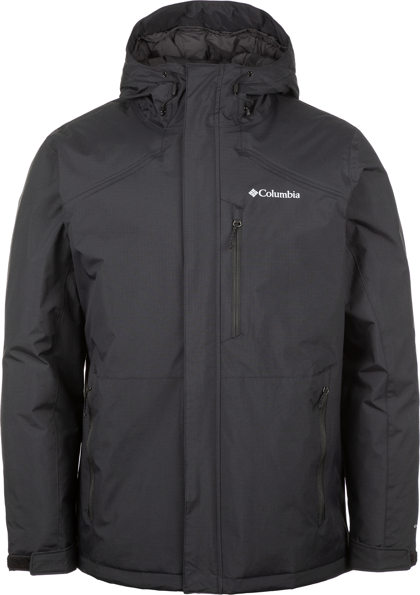 цена Columbia Куртка утепленная мужская Columbia Murr Peak II, размер 54 онлайн в 2017 году
