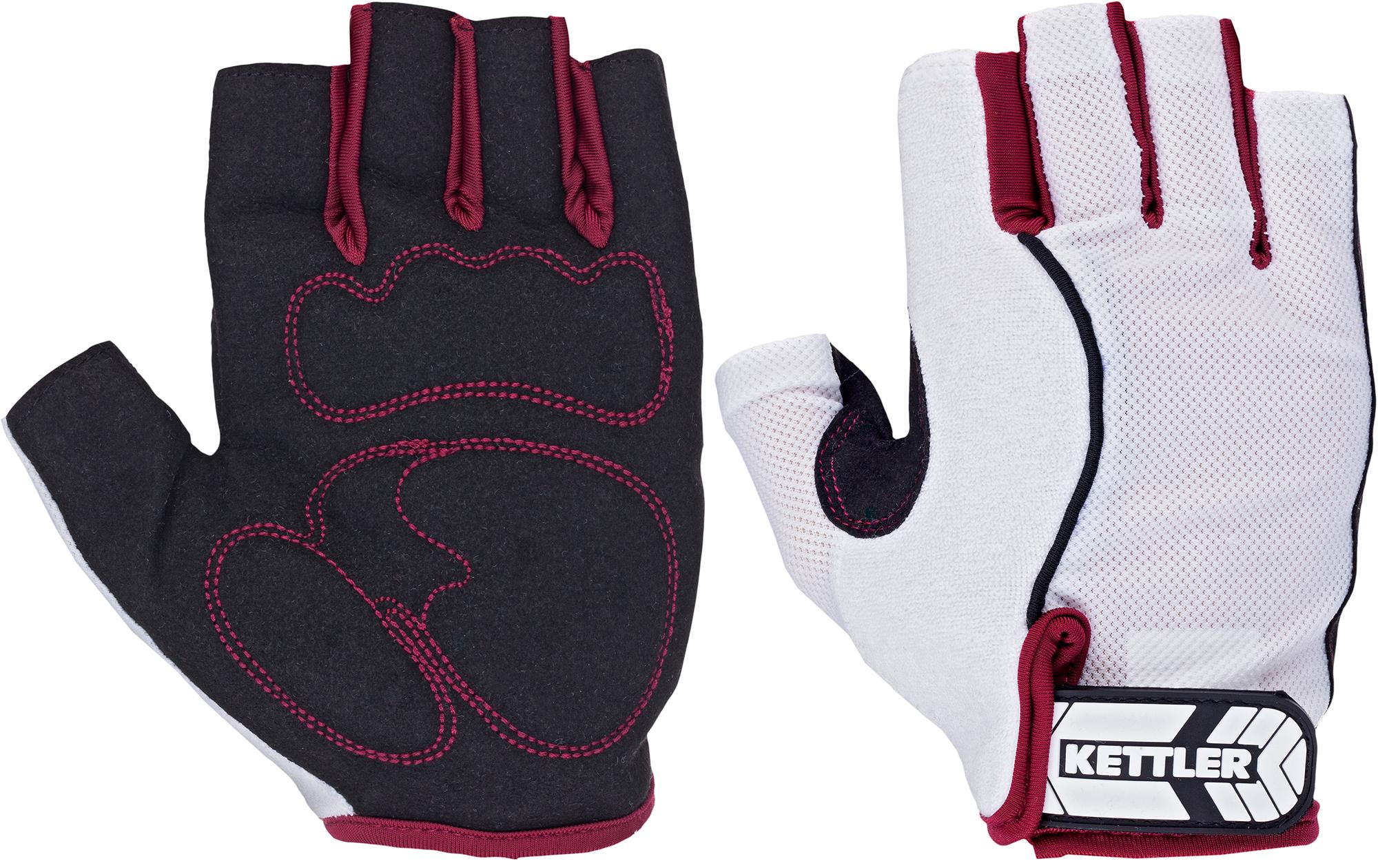 Kettler Перчатки для фитнеса женские Kettler Basic адидас кроссовки для фитнеса женские