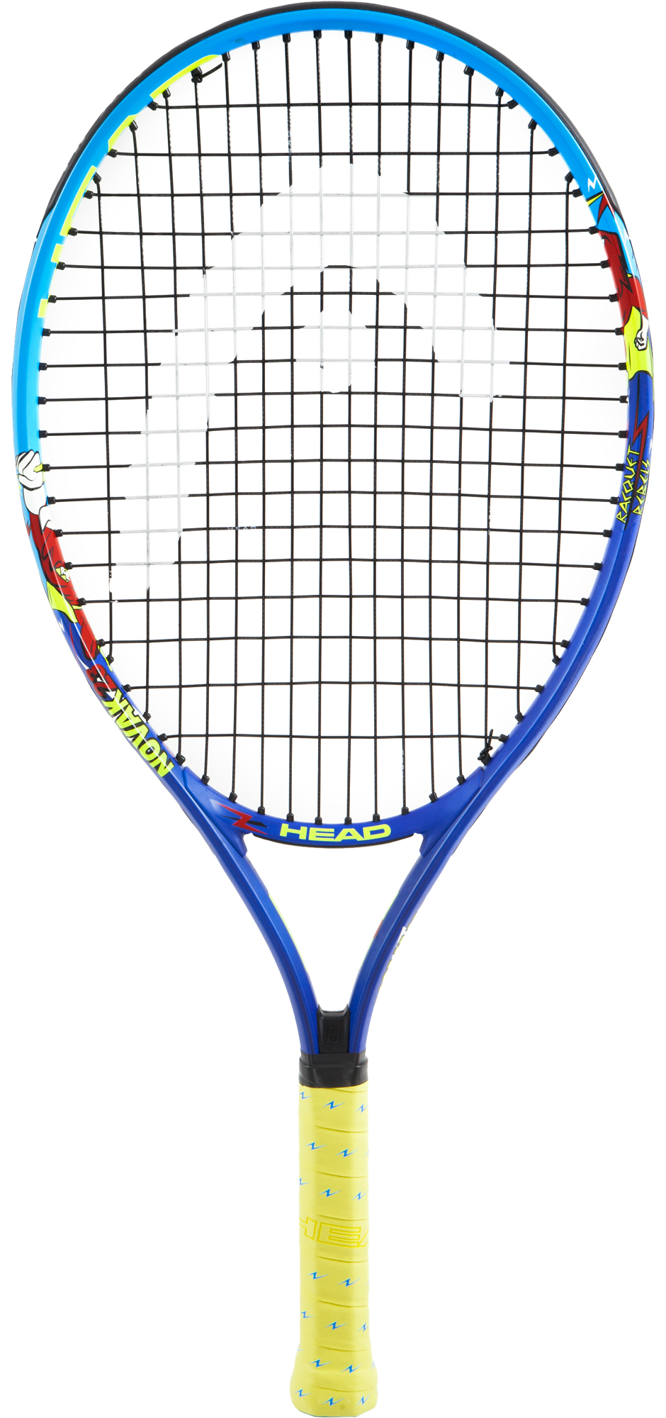 Head Ракетка для большого тенниса детская Head Novak 23, размер Без размера head ракетка для большого тенниса детская head novak 23 размер без размера