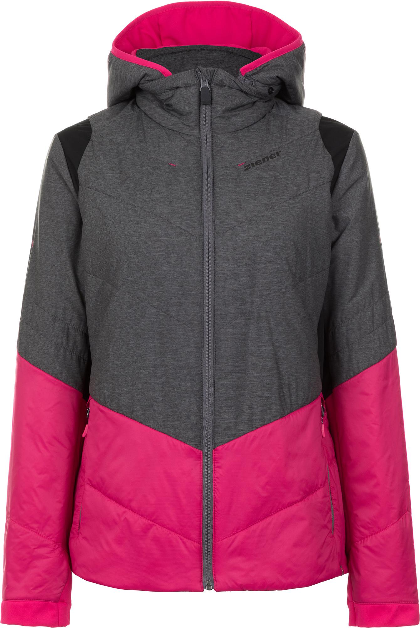 Ziener Куртка утепленная женская Ziener Narula, размер 48