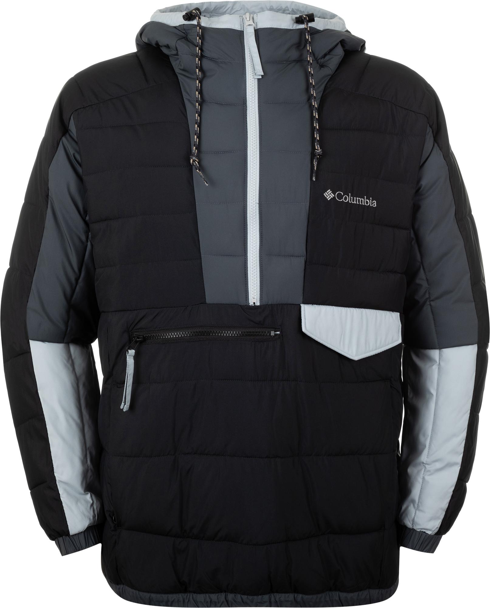 Columbia Куртка утепленная мужская Columbia Norwester Anorak II, размер 48-50 columbia куртка 3 в 1 мужская columbia whirlibird размер 48 50