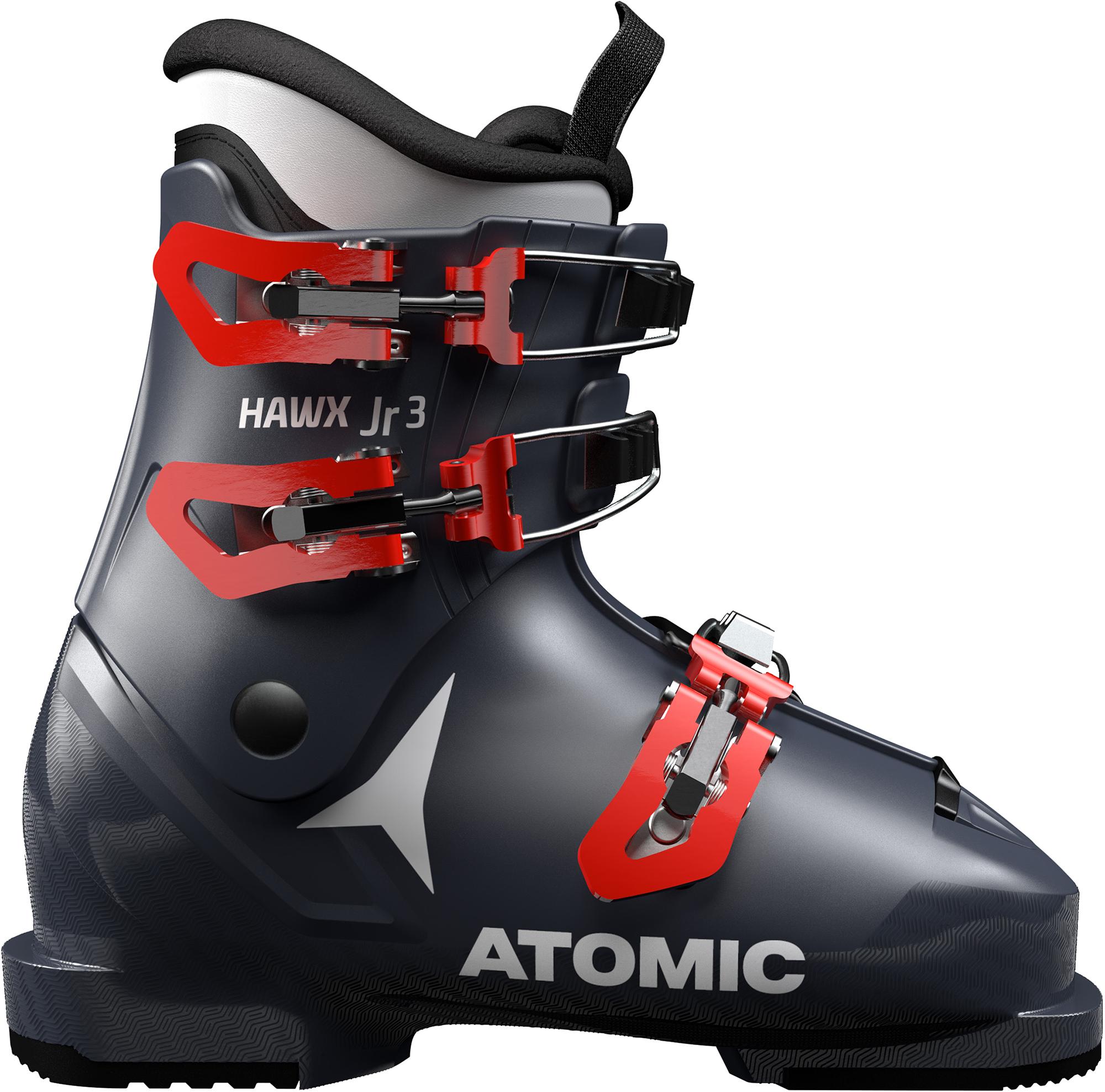 лучшая цена Atomic Ботинки горнолыжные детские Atomic HAWX JR 3, размер 36,5