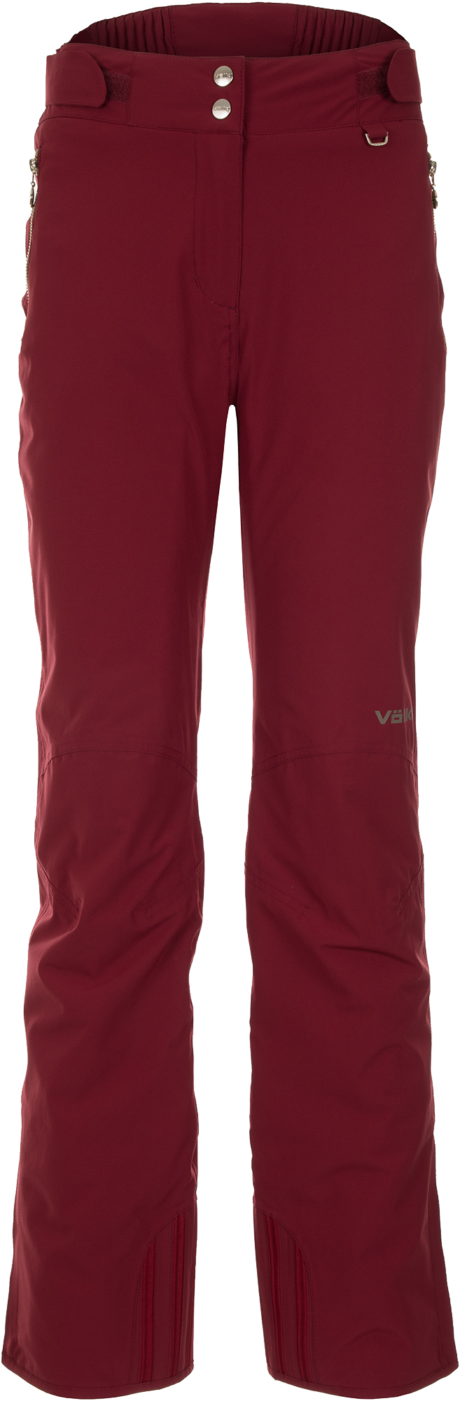 Volkl Брюки утепленные женские Volkl, размер 50 брюки утепленные
