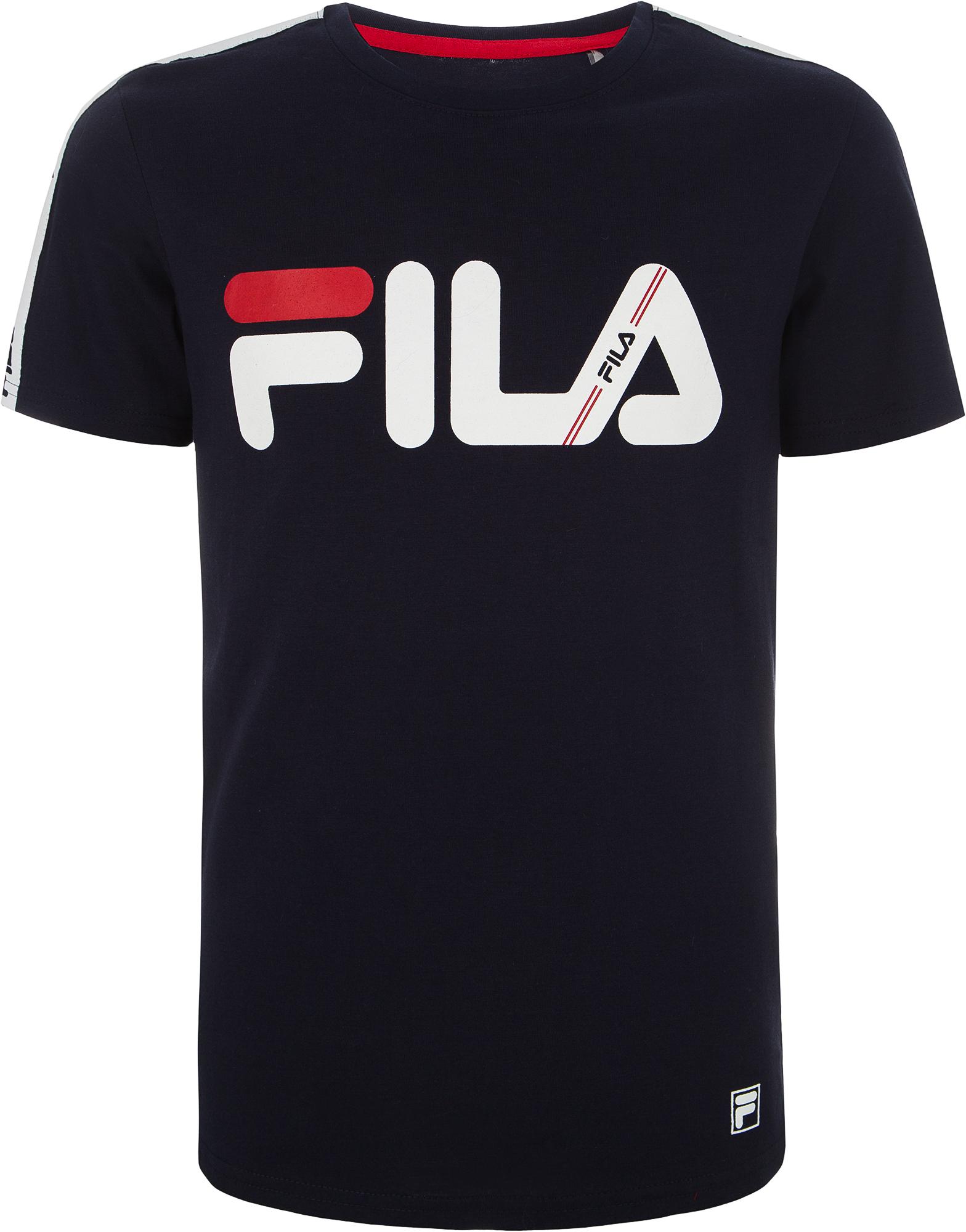 Fila Футболка для мальчиков Fila, размер 134