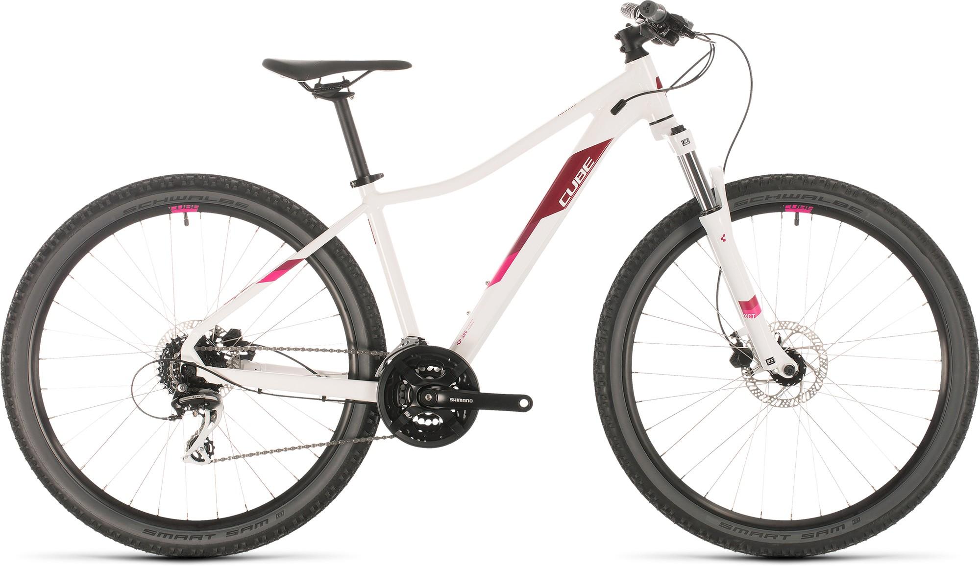 Cube Велосипед горный женский CUBE Access Ws Eaz велосипед cube hyde 2018
