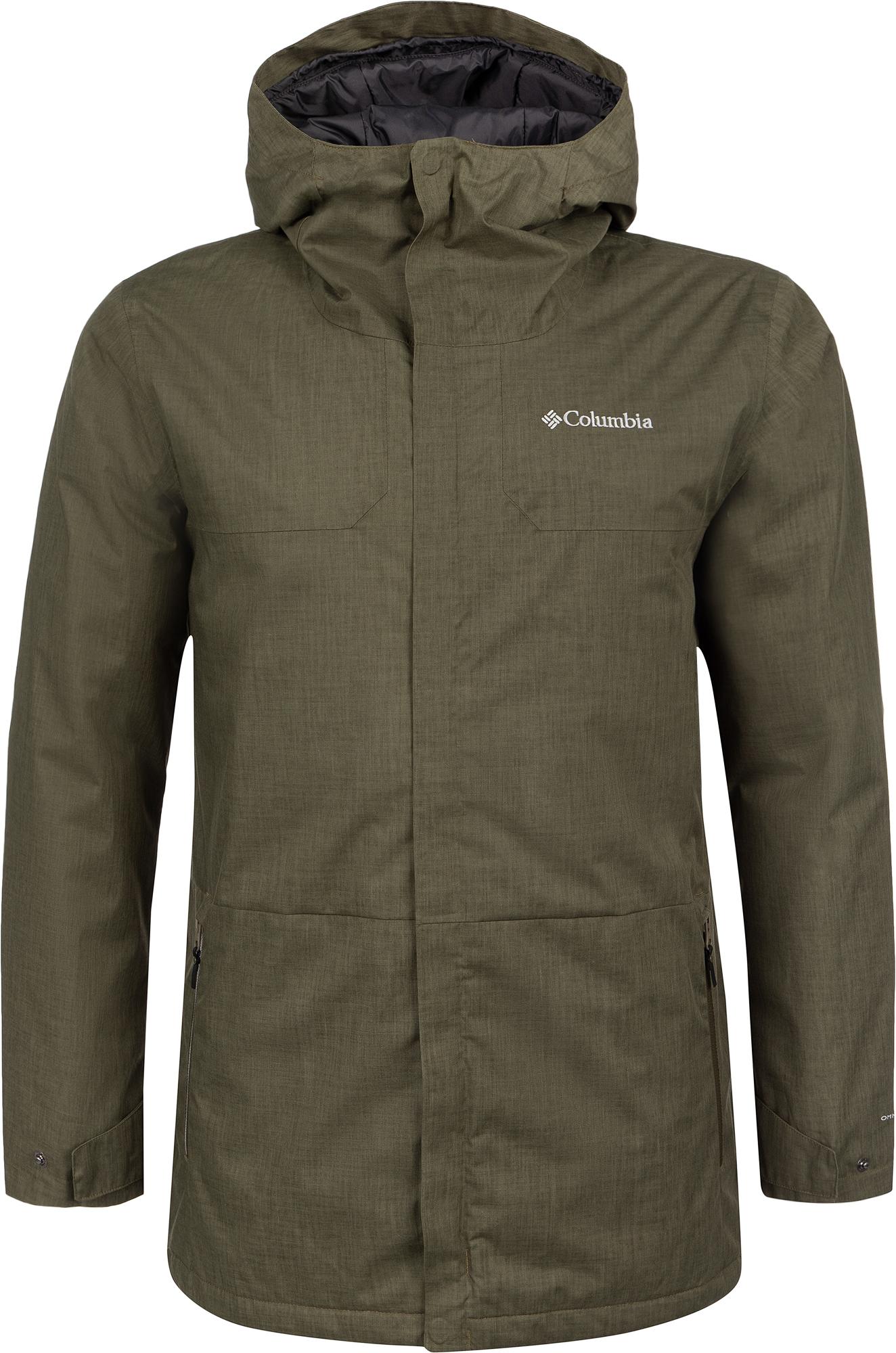 Columbia Куртка утепленная мужская Rowland Heights, размер 56