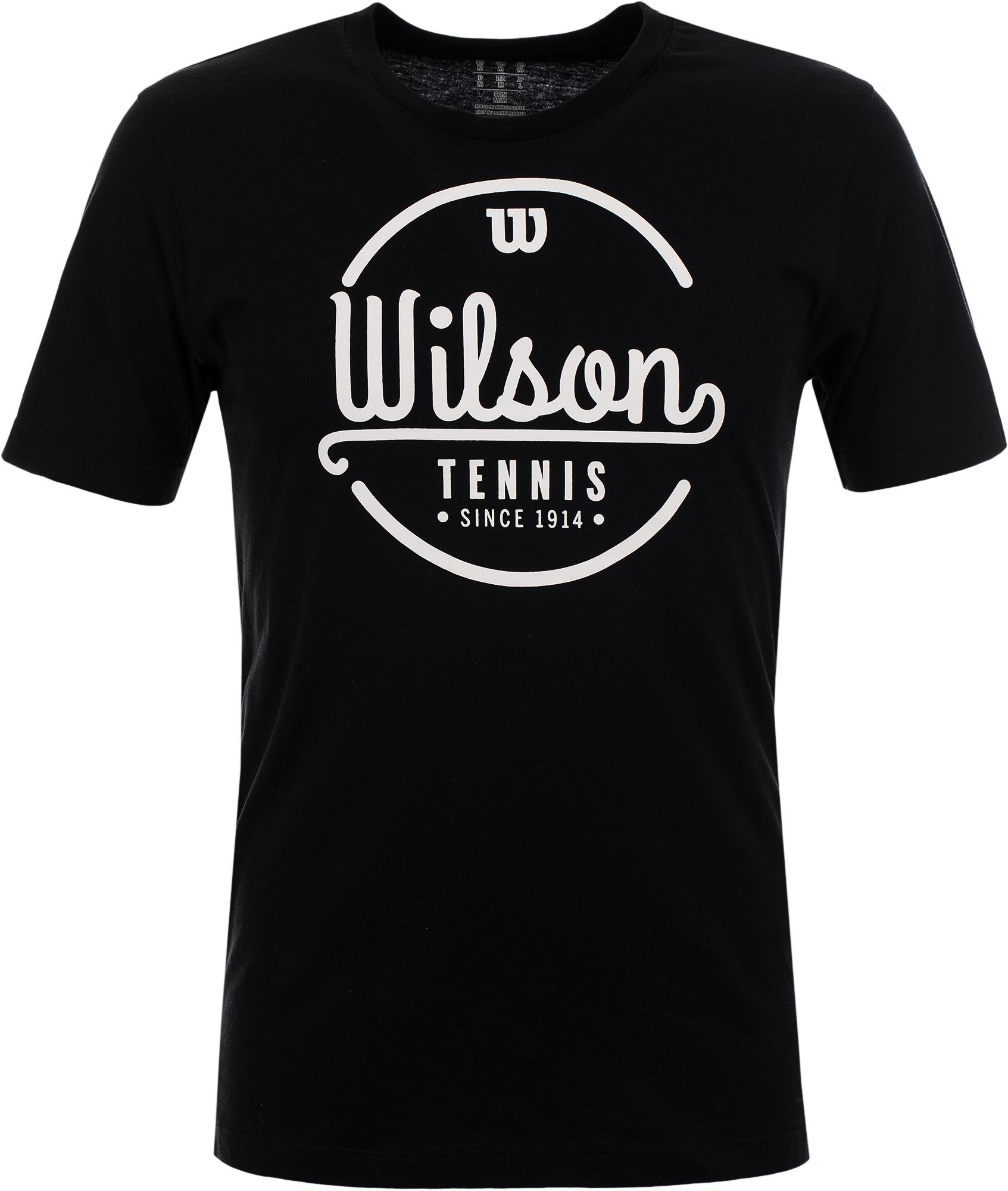 Wilson Футболка мужская Wilson Lineage Tech Tee, размер 58-60 все цены